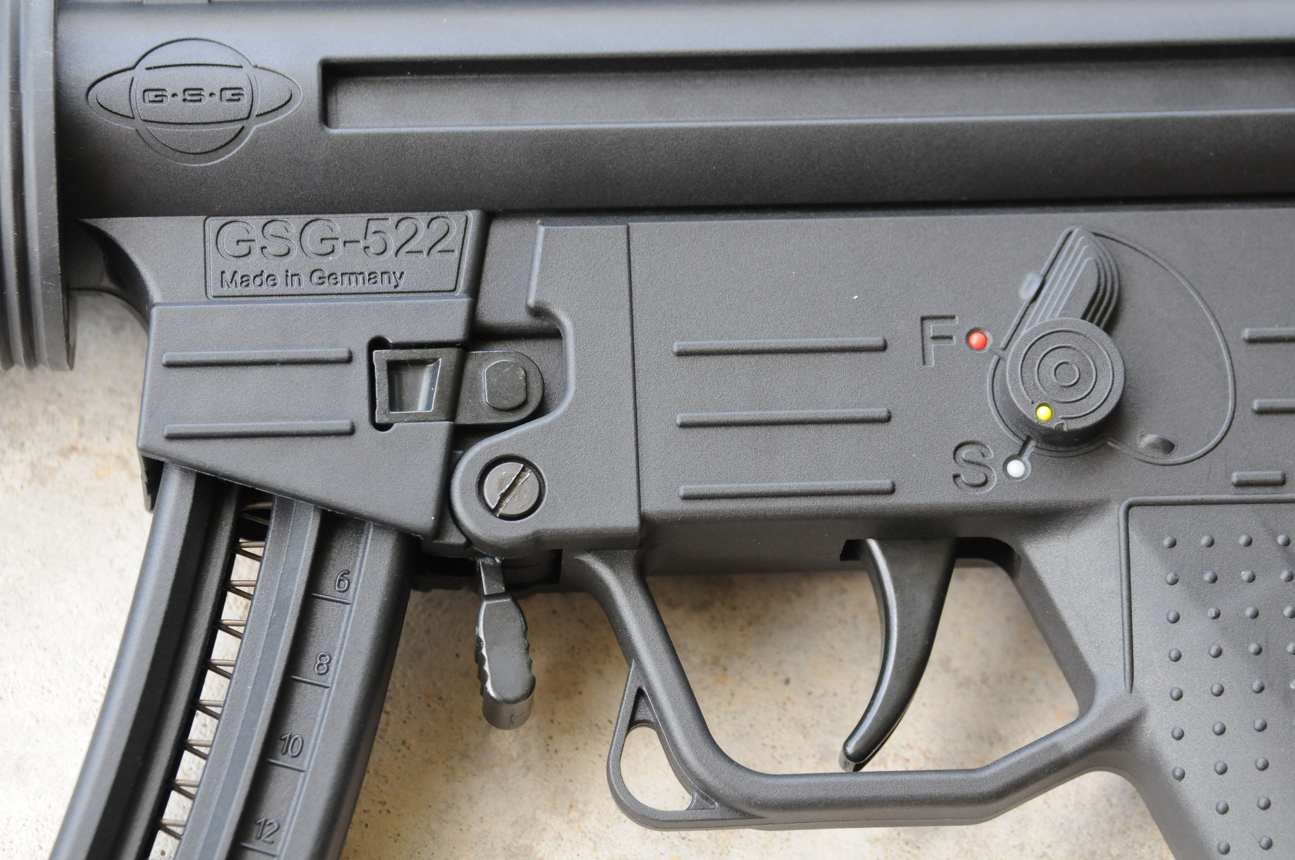 Shooting a Legend Affordably: MP5 Rimfires | S W A T  Magazine