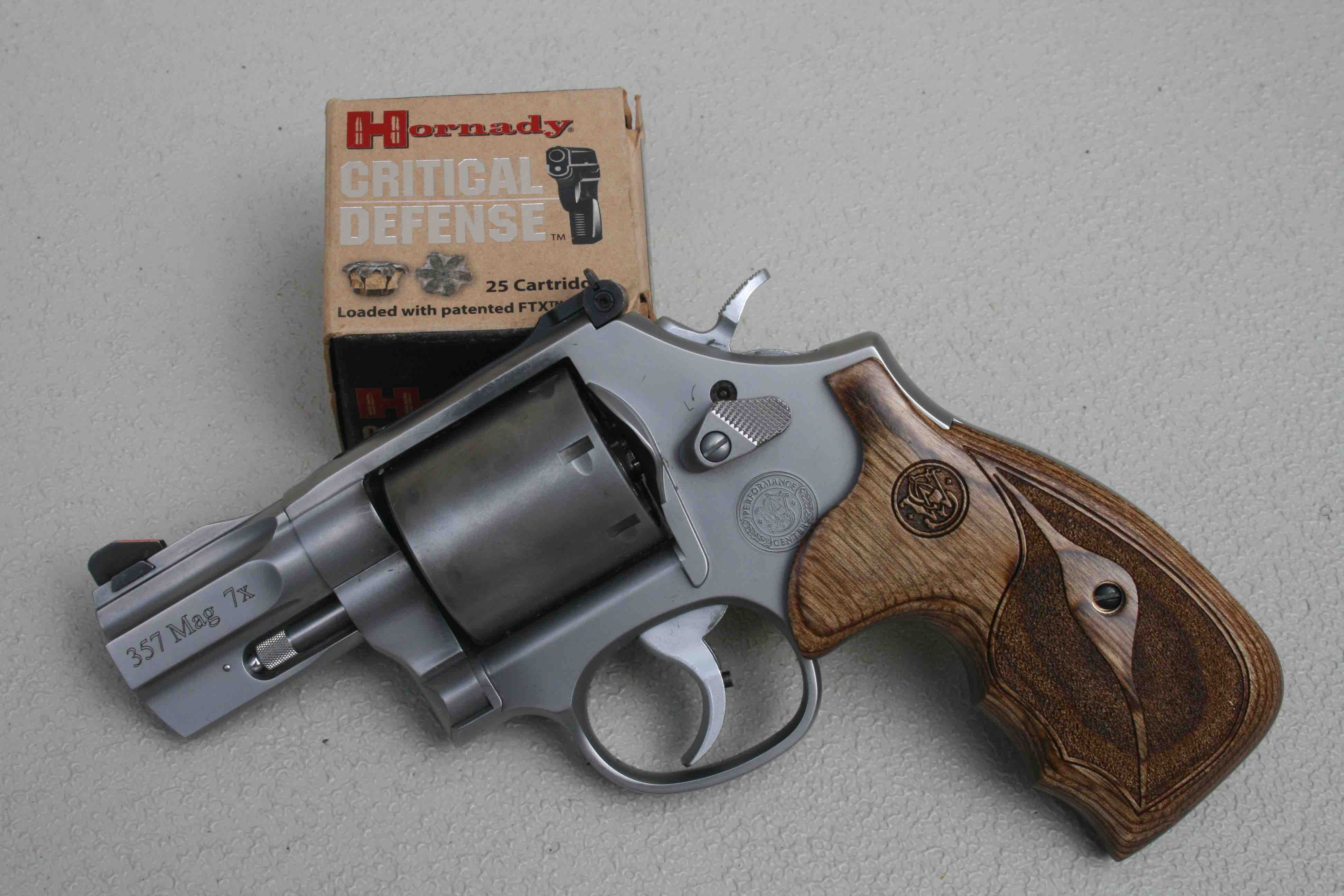 Updated Classic Smith Wesson Performance Center 686 Plus