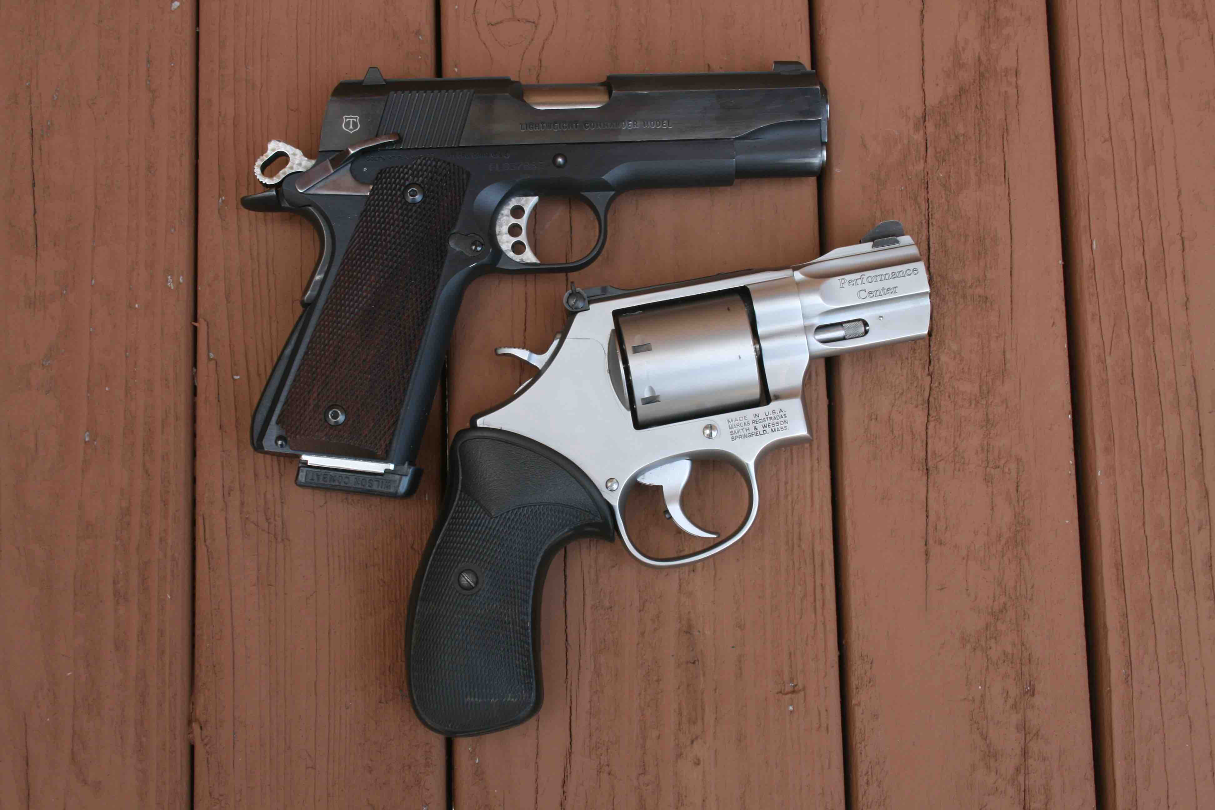 Updated Classic: Smith & Wesson Performance Center 686 Plus