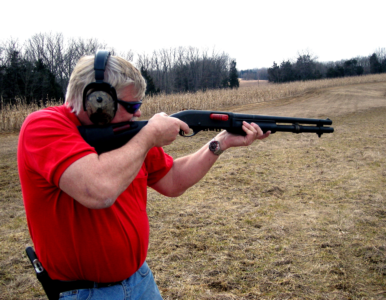 Long Guns: Remington 870 Police Magnum | S W A T  Magazine