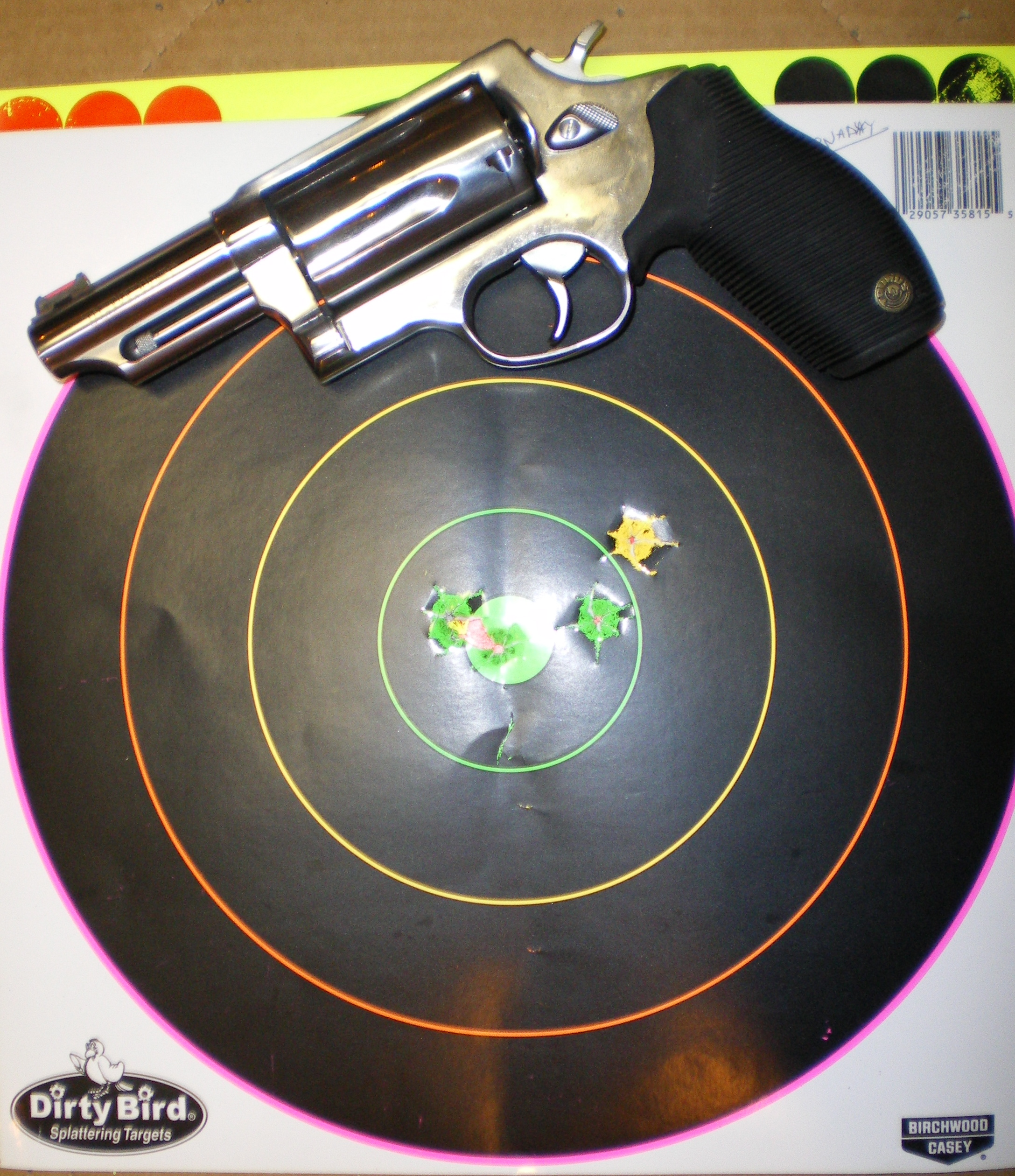 the verdict taurus judge revolver s w a t magazine