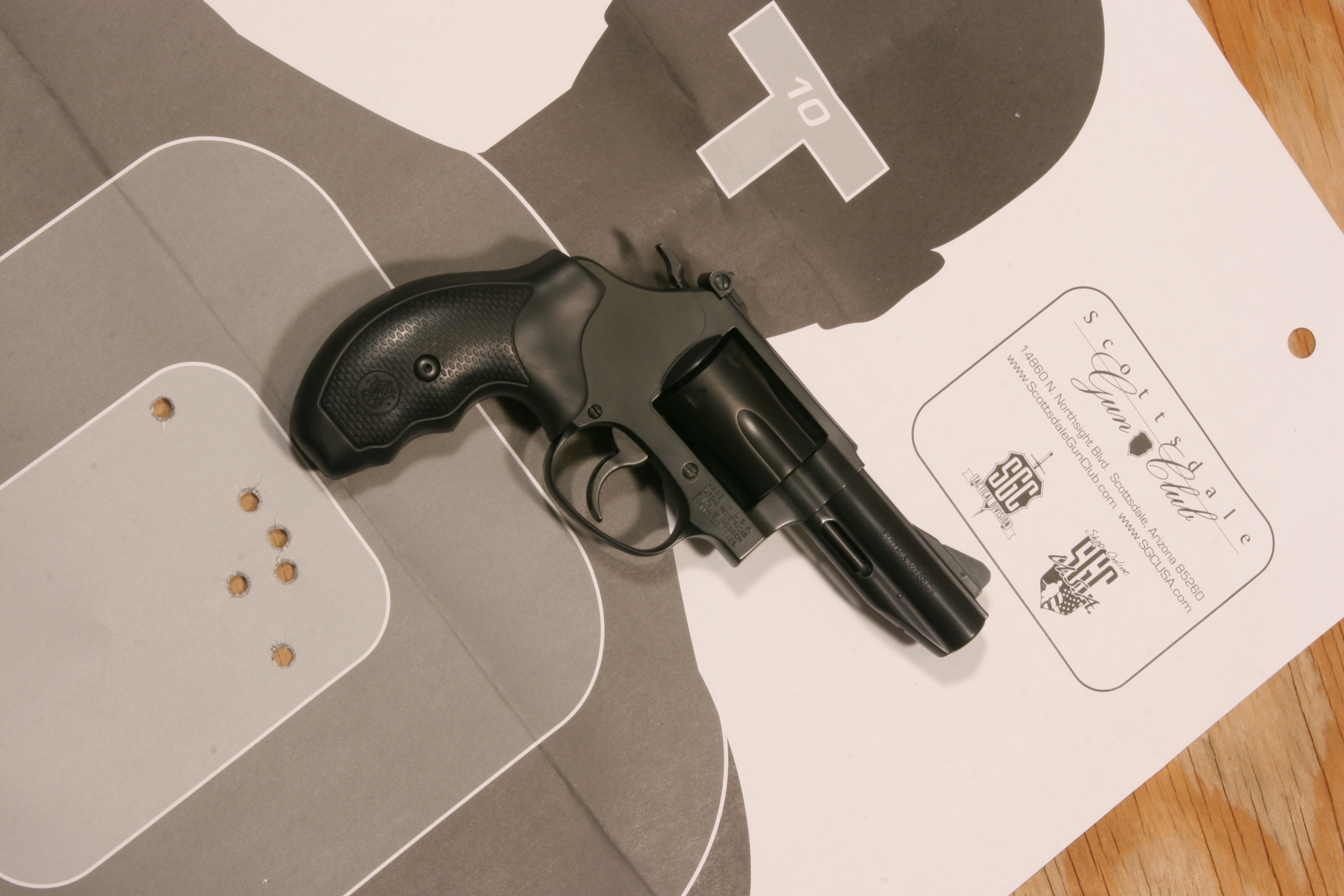 Mighty Mouse: Smith & Wesson Model 632 | S.W.A.T. Magazine