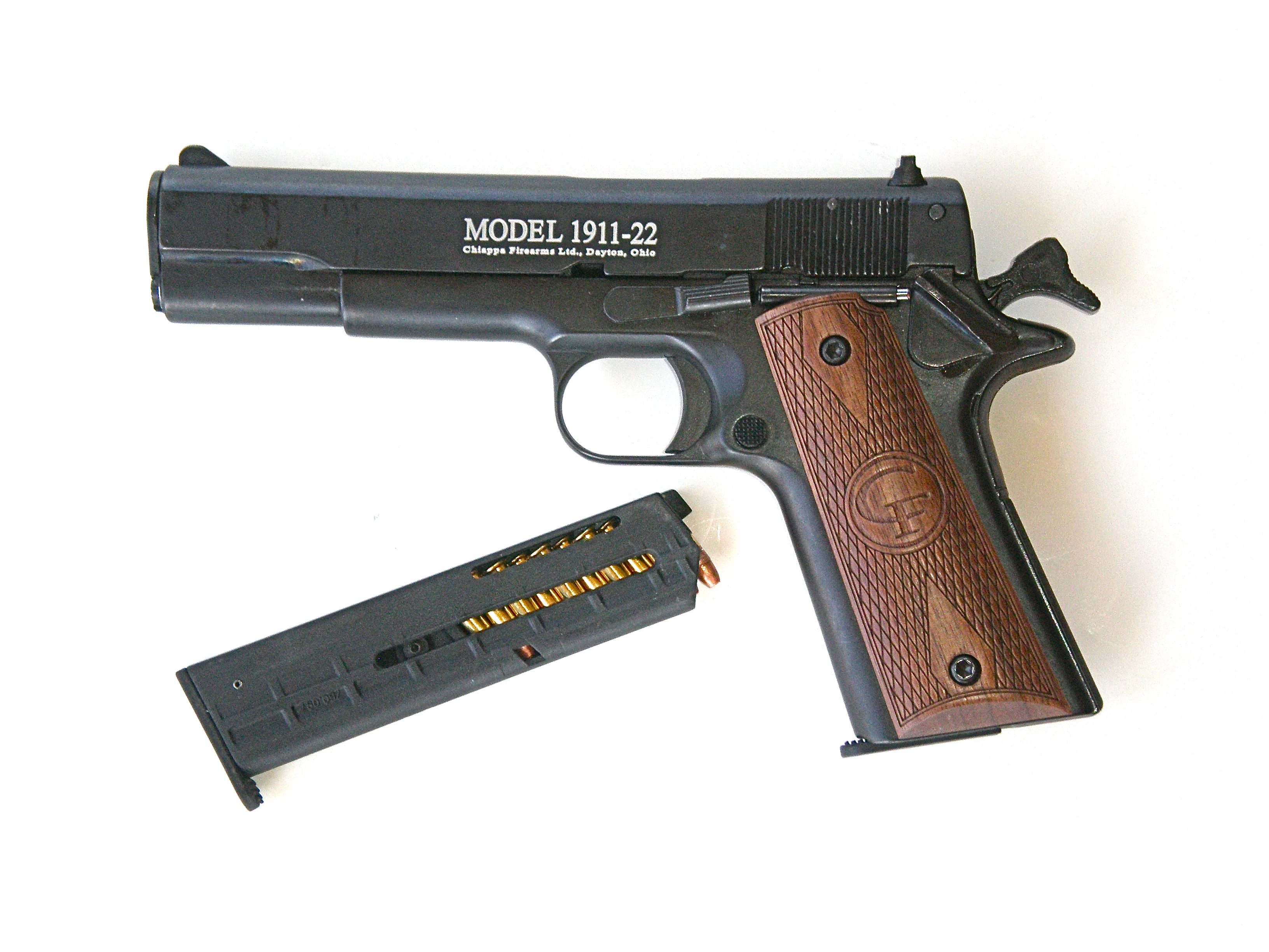 Swift Pistol: characteristics, price and test results 76
