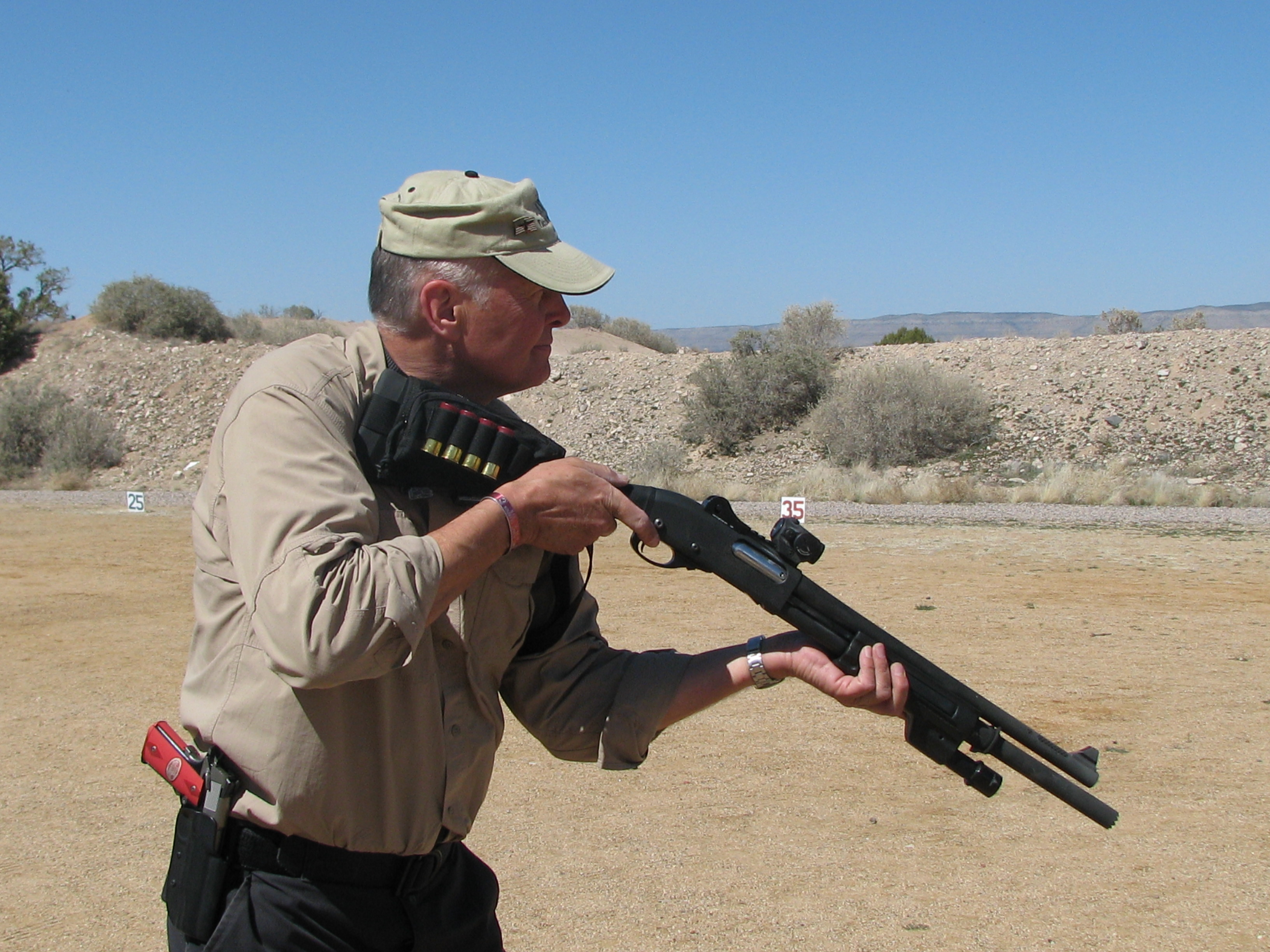 Make Mine a Shotgun: Going Strong 100 Years On | S W A T