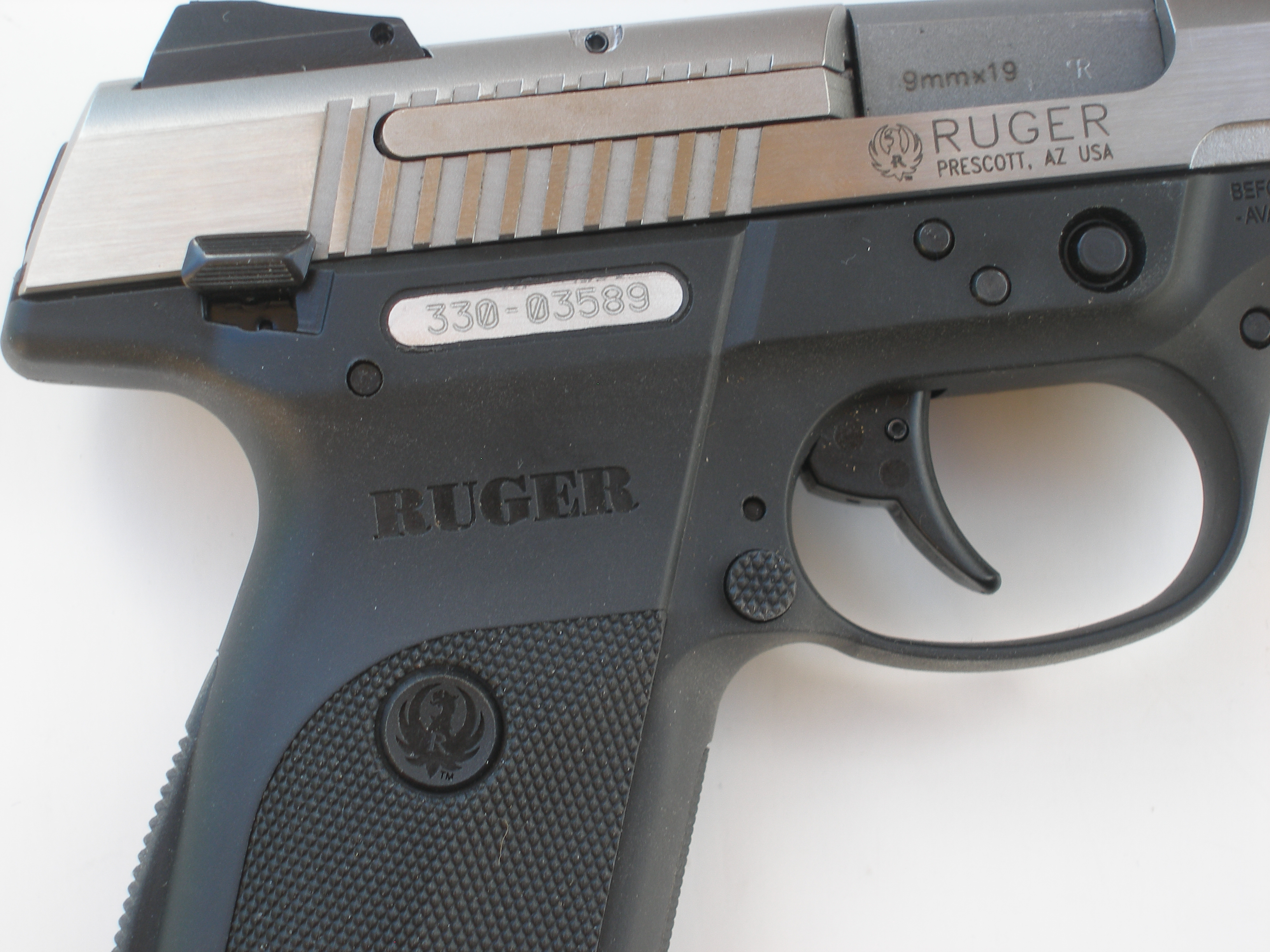 SR9 High Capacity 9MM: Ruger's First Striker-Fired Pistol | S W A T