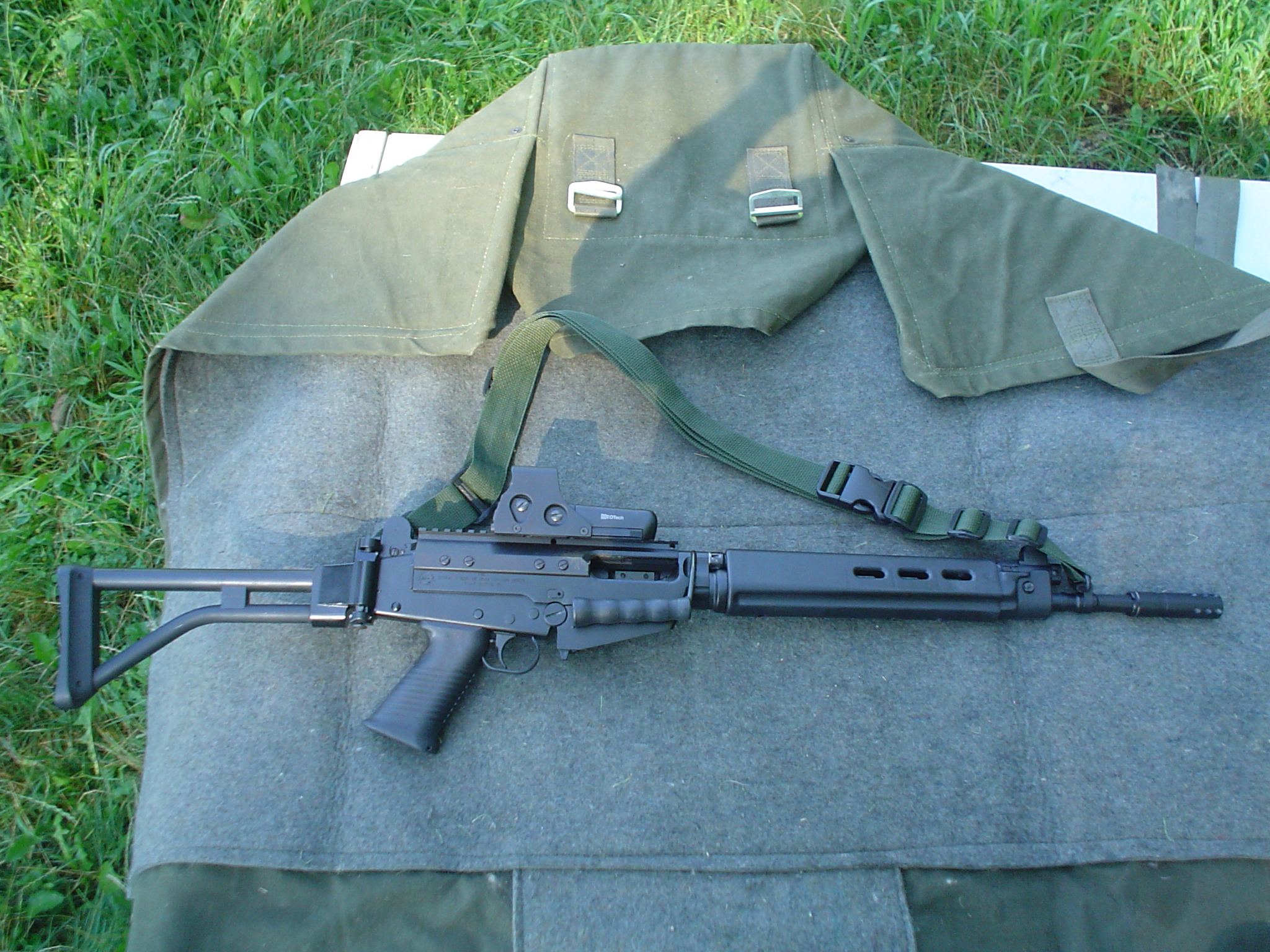 Build Your Own FAL Rifle! | S W A T  Magazine