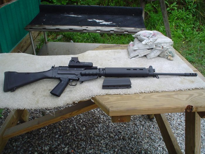 Building A Fn Fal Kit