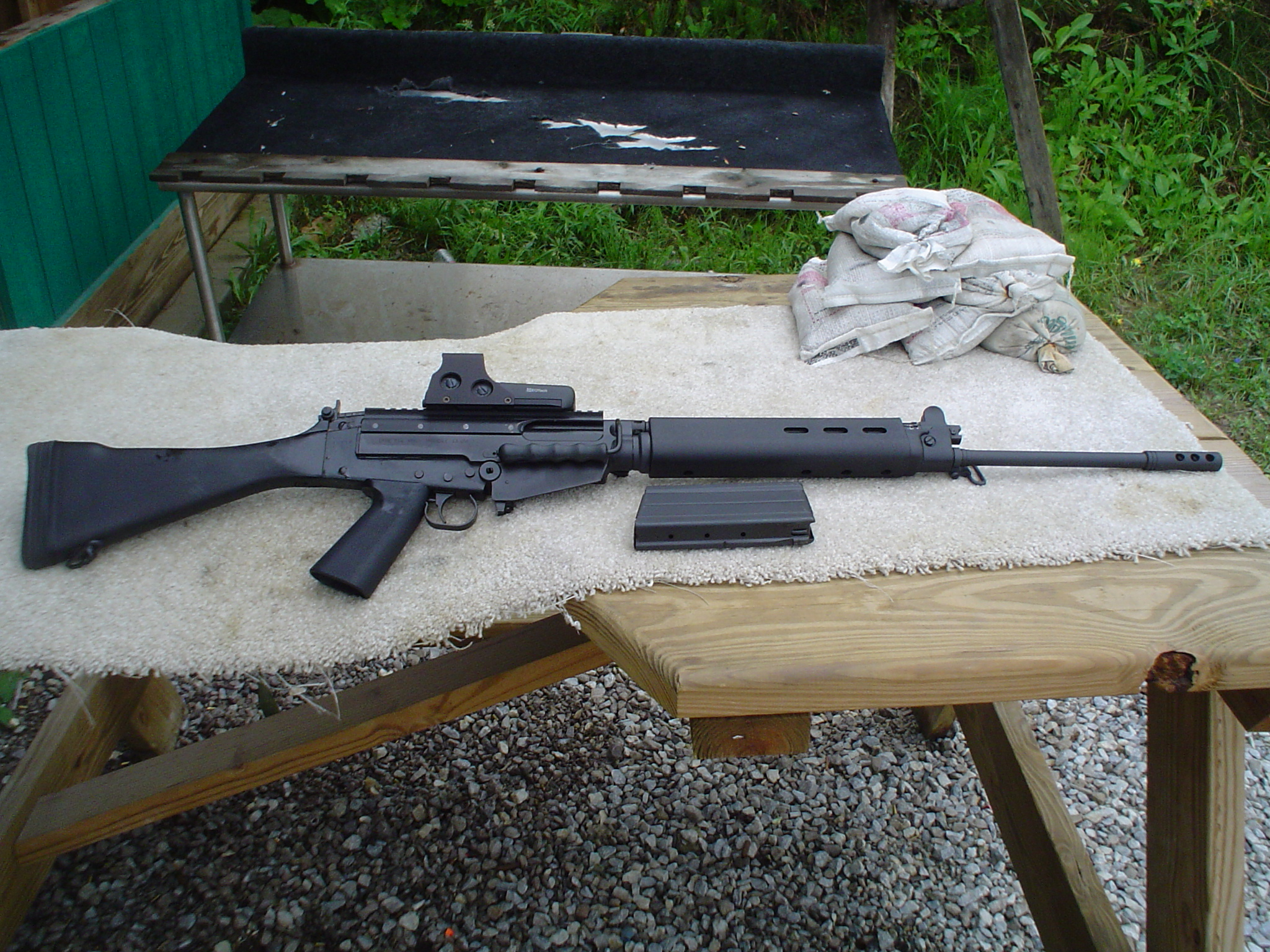 Build Your Own Fal Rifle Swat Magazine