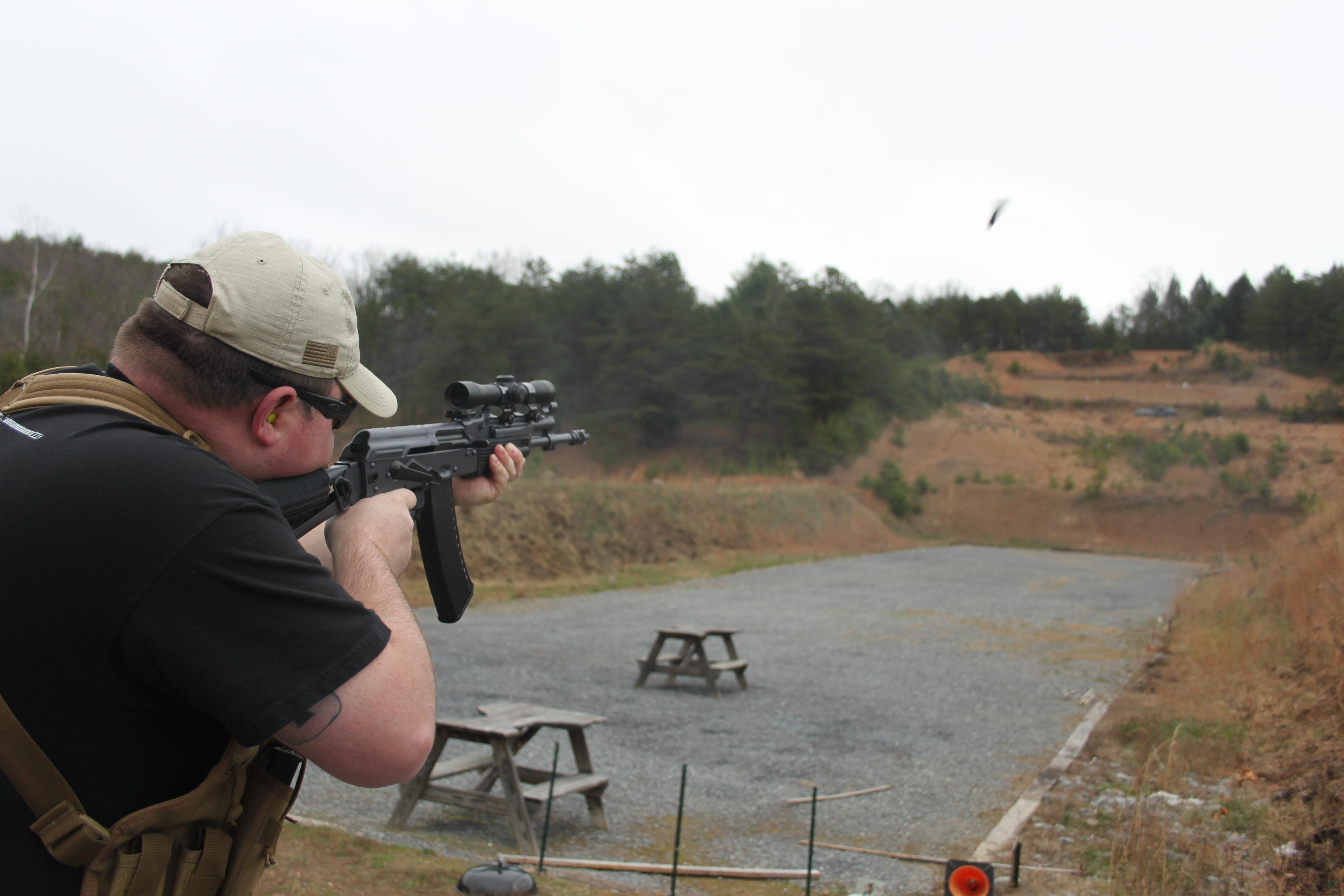 Signature AK with Custom-Shop Flair: Rifle Dynamics RD501
