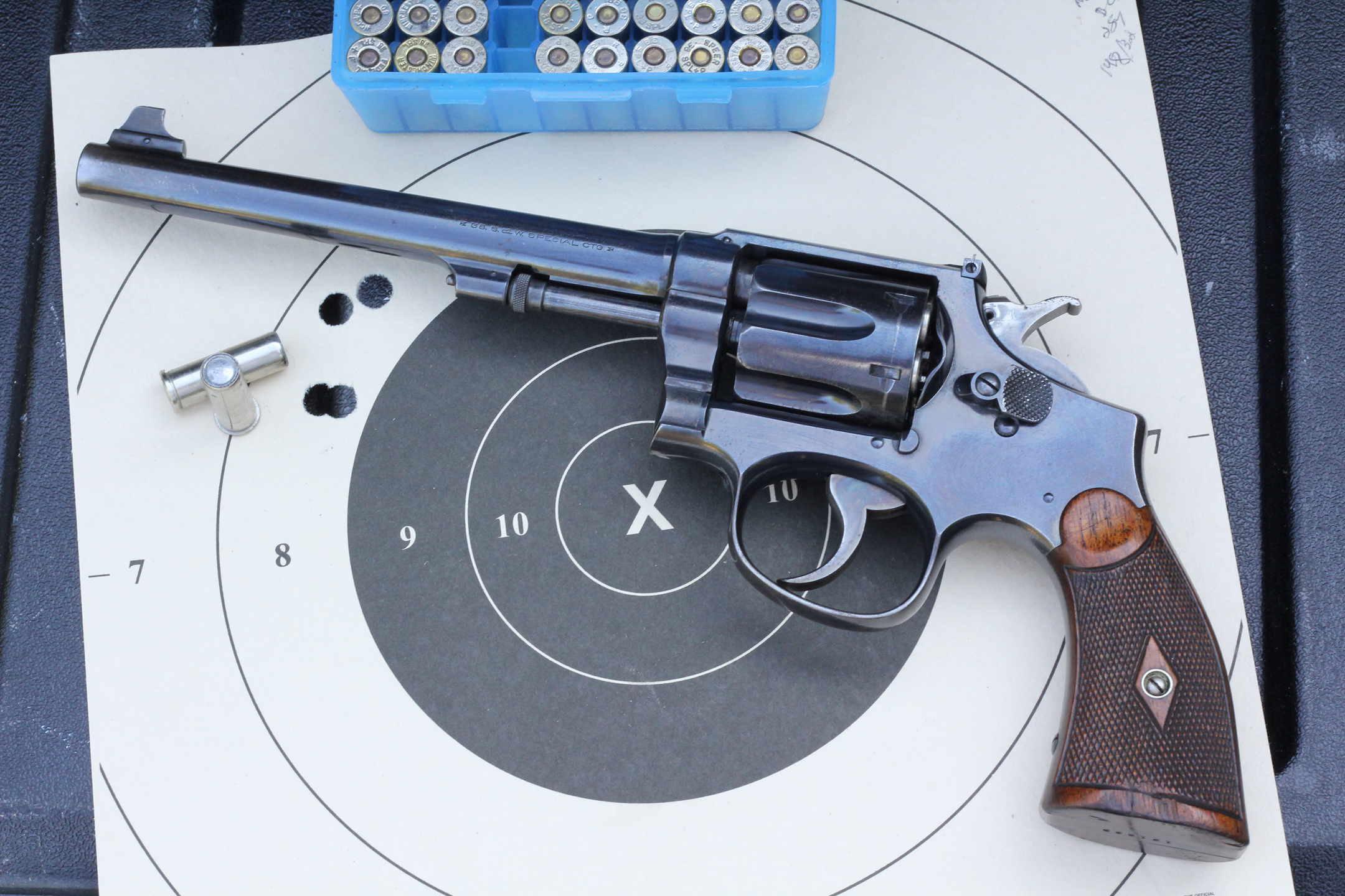 Hit the Bullseye with Bullseye: Classic Loads from a Classic