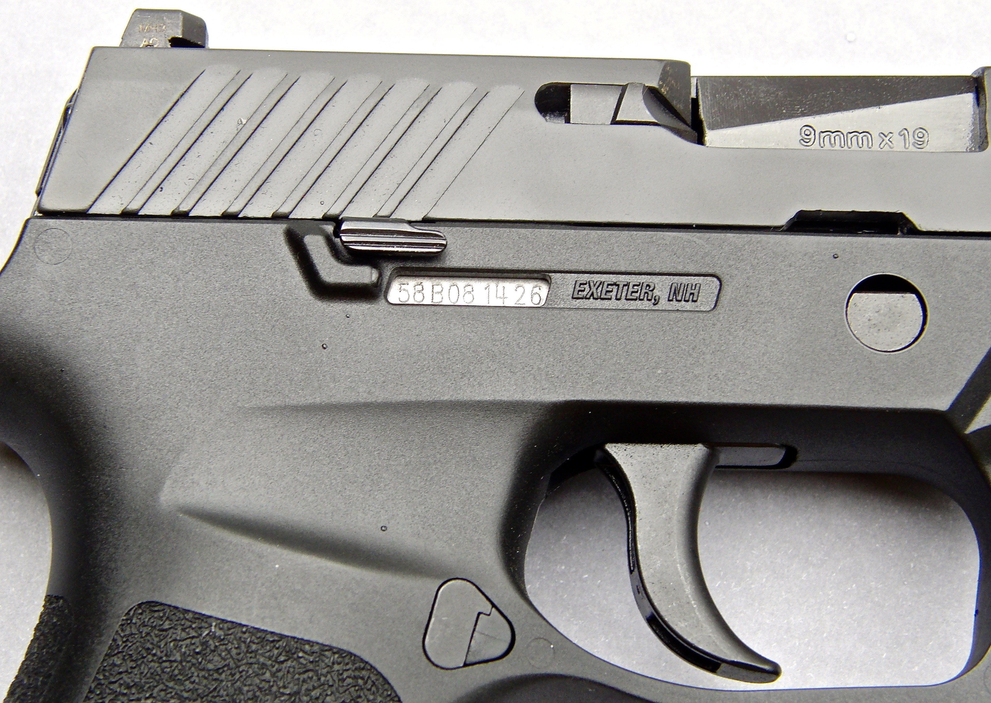 Modular Marvels: SIG Sauer P320 and P320 Compact Pistols