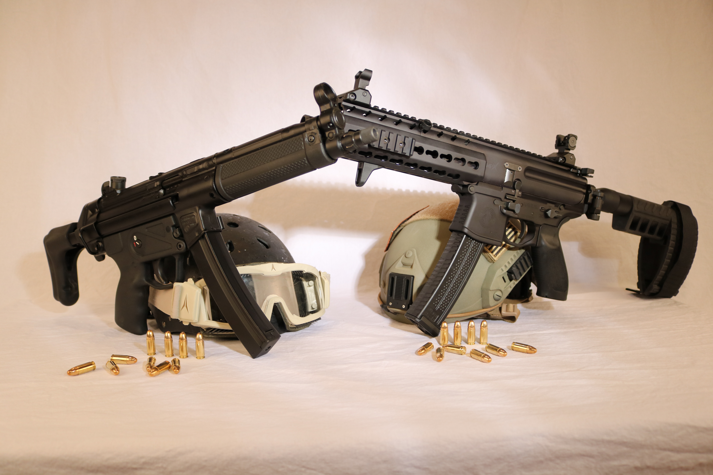 Subgun Smackdown: SIG MPX vs  Zenith Z-5 MP5 | S W A T  Magazine