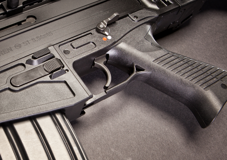 Updating the Modern Rifle: CZ-USA 805 Bren S1 Carbine