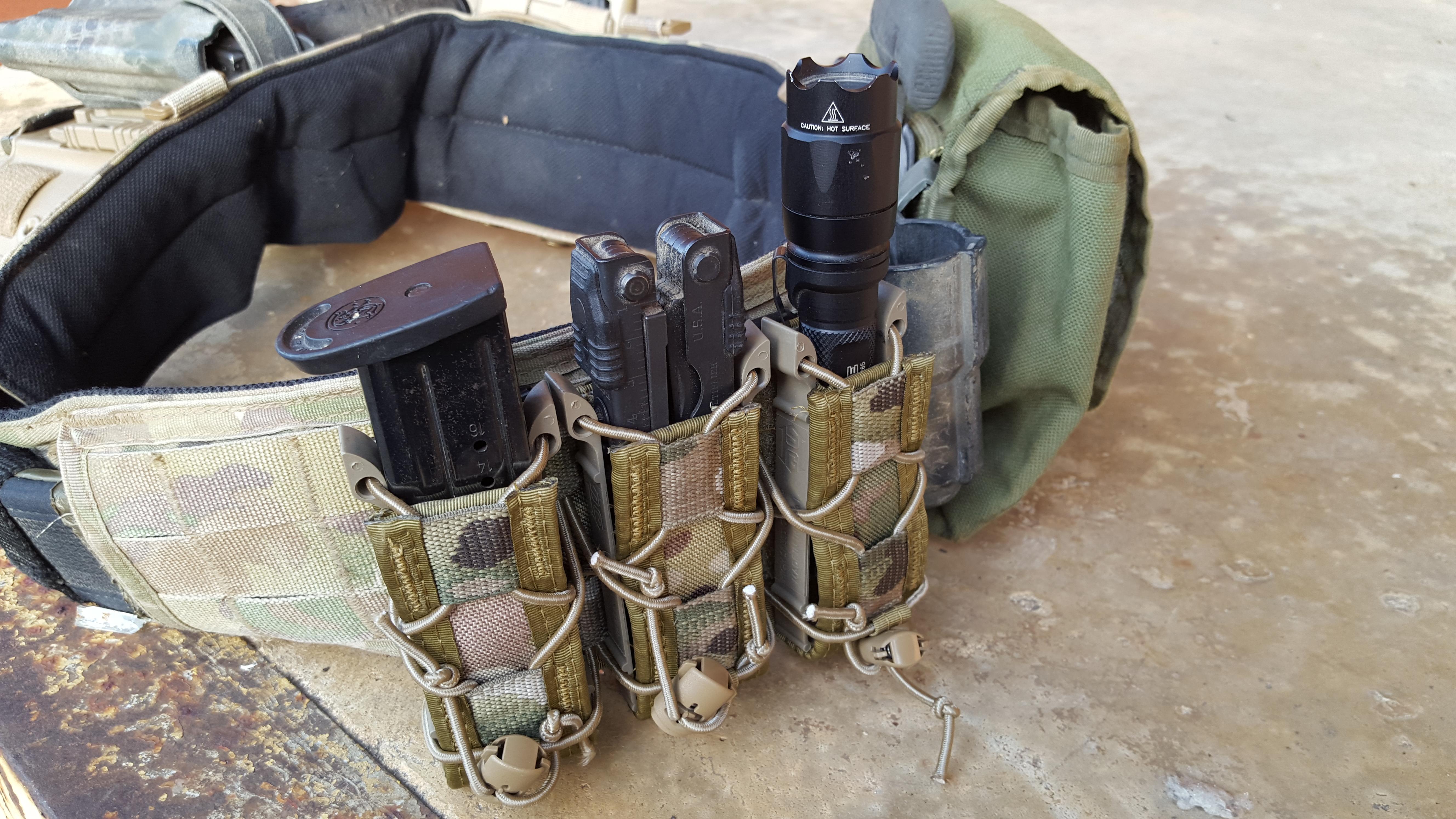 0a60e9c128b War Belts  Rigging Up for Battle