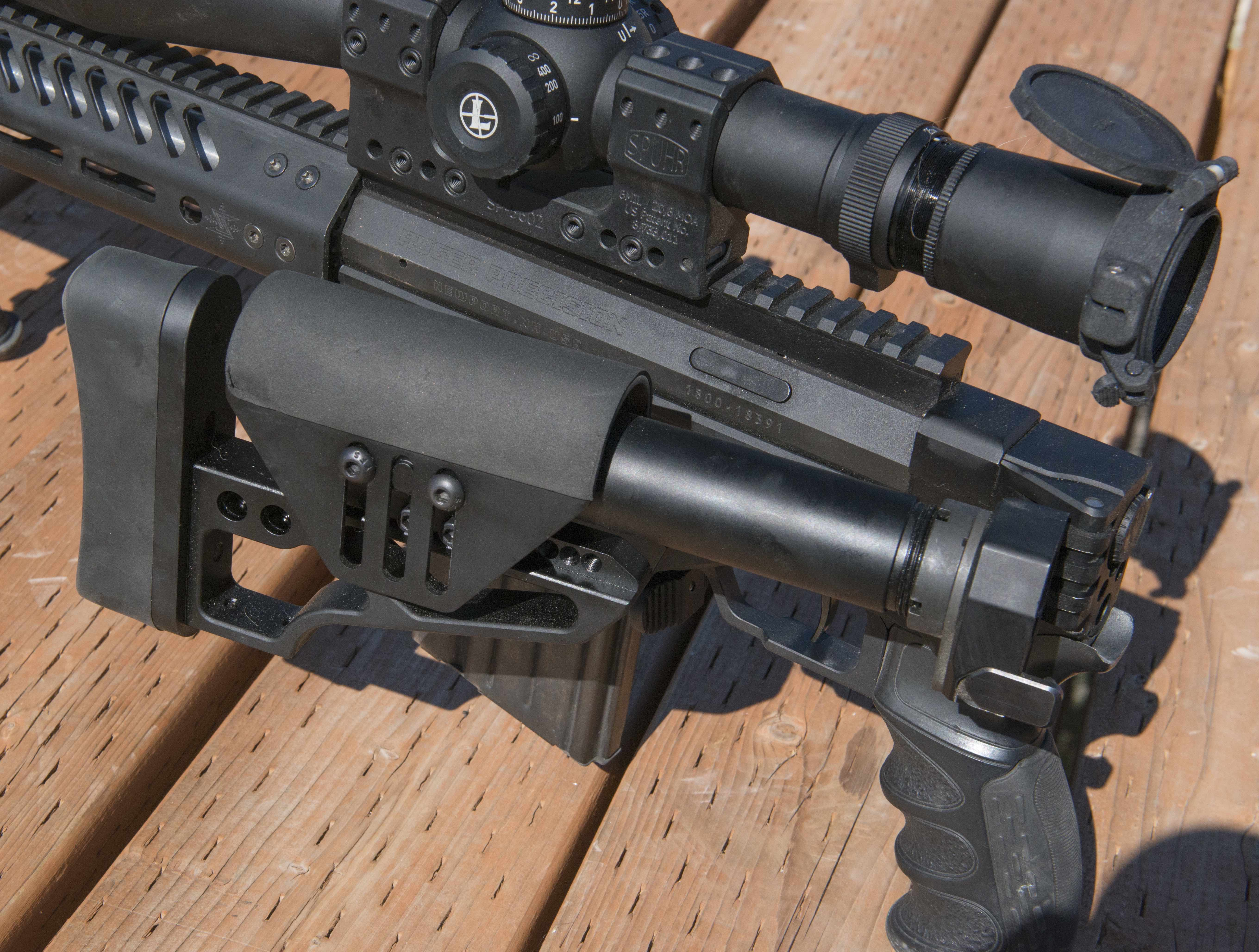 Making a Great Rifle Better: Ruger Precision Rifle With