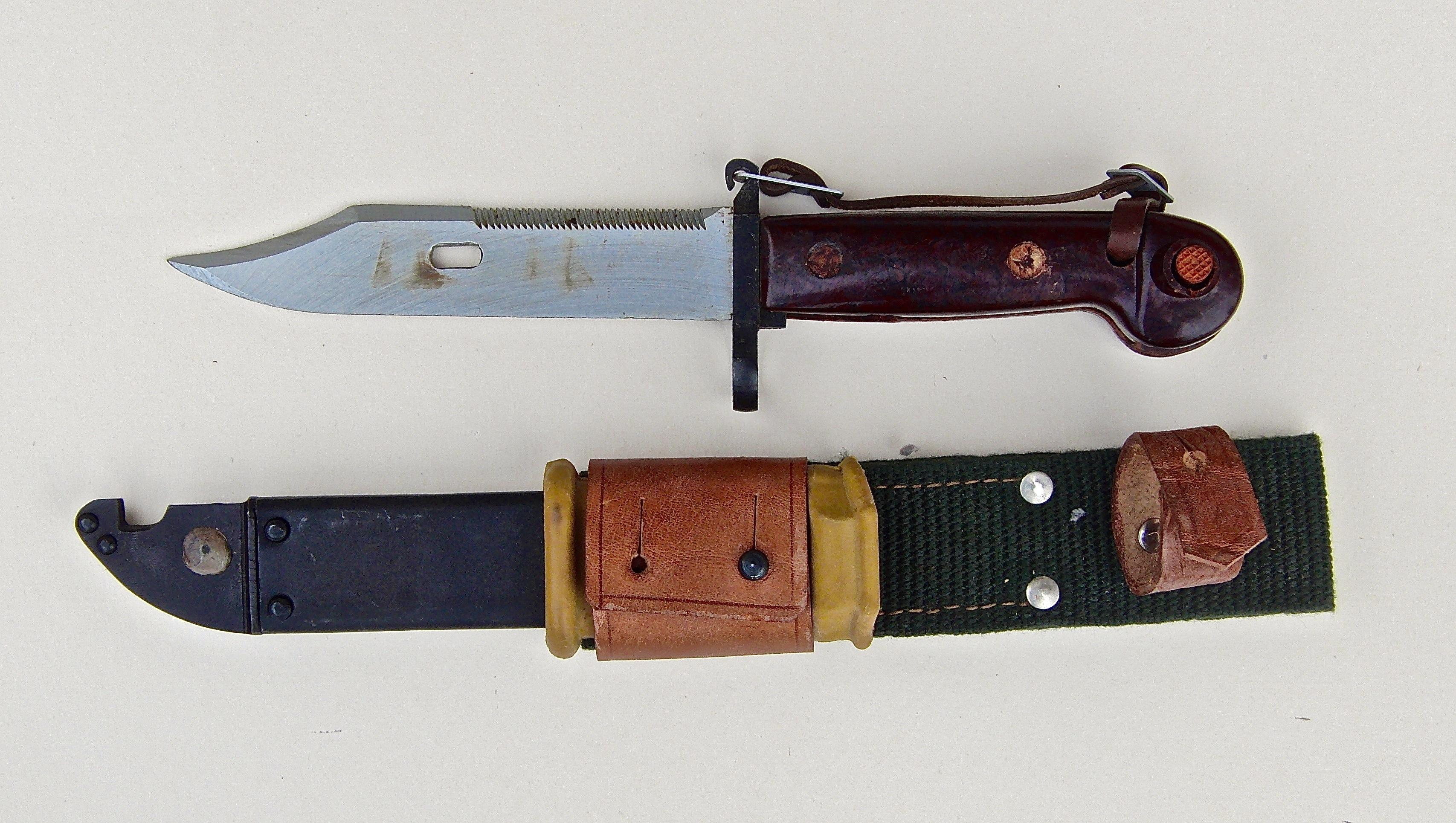 Long Guns: AK Bayonets | S W A T  Magazine