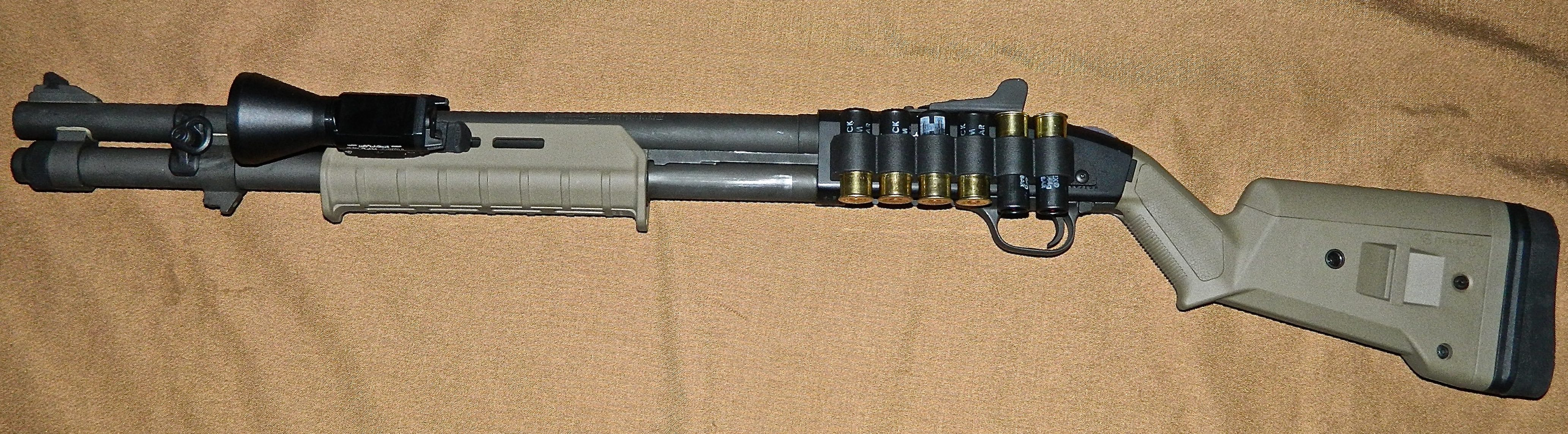 Rack, Rack  Who's There? Shotgun Myths, Misconceptions, and Truths