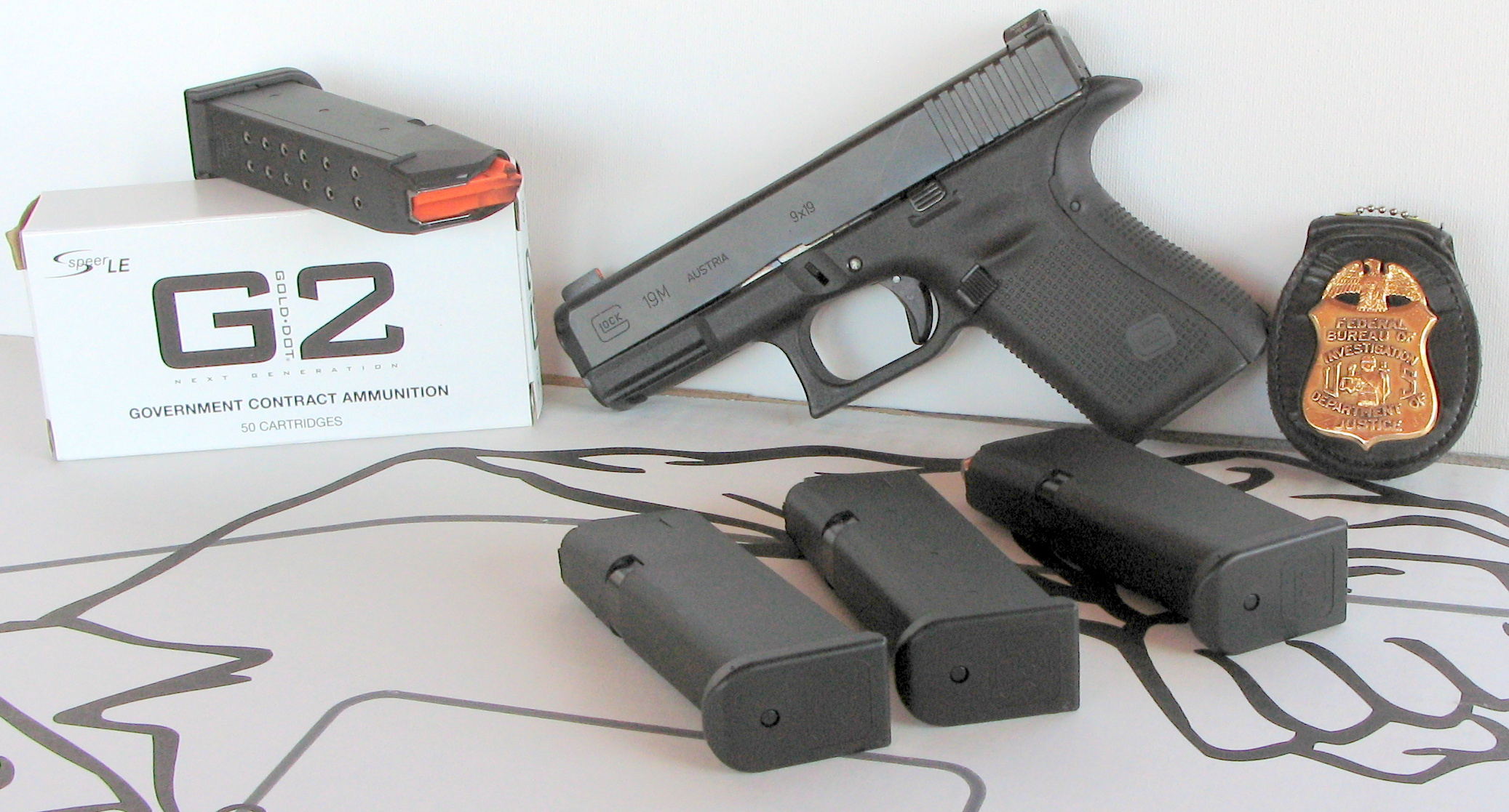FBI Issues New Pistol: Glock 19M | S W A T  Magazine