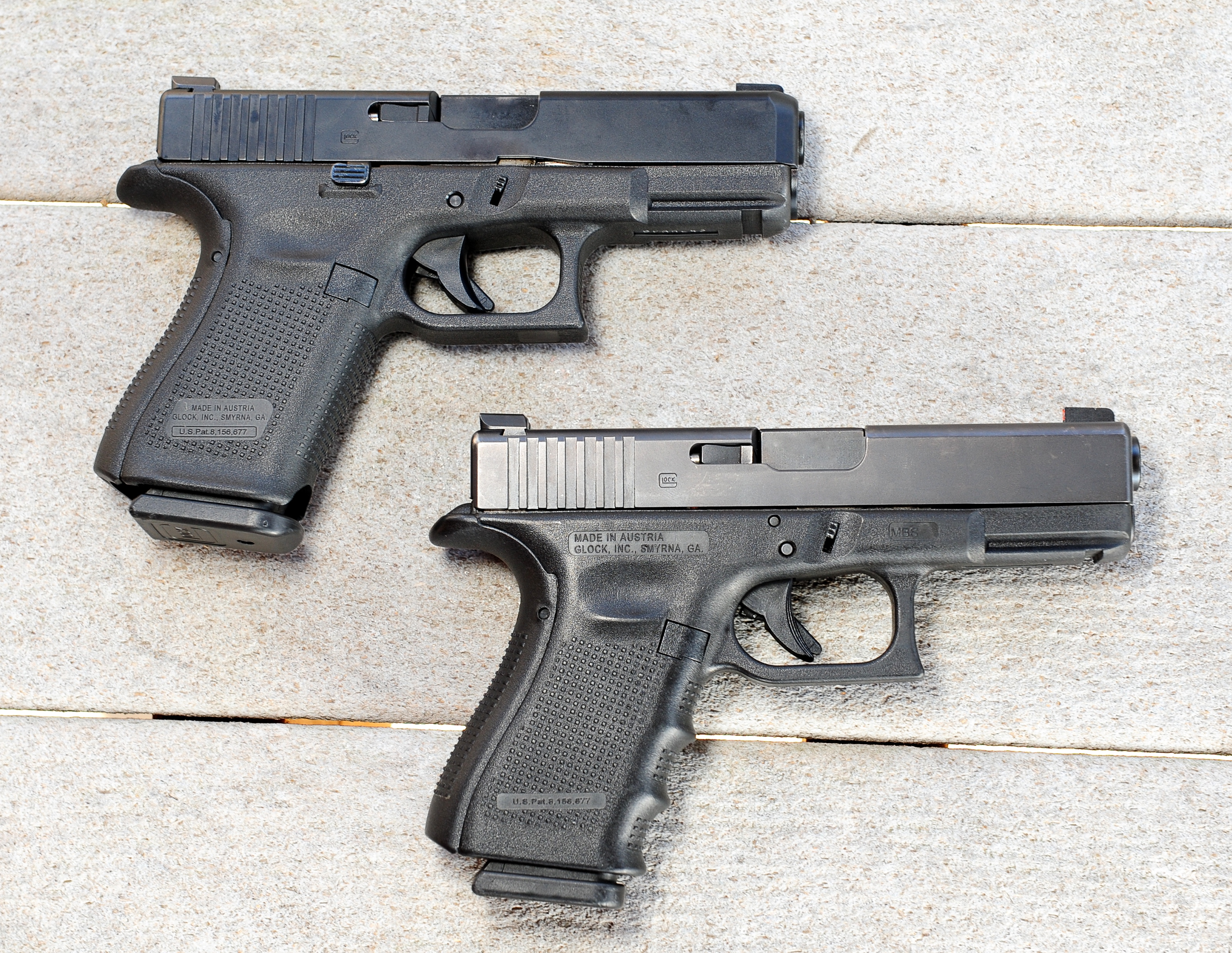 FBI Issues New Pistol: Glock 19M | S W A T  Magazine