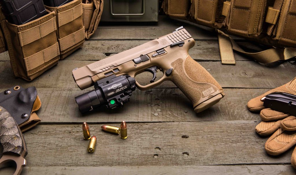 A Pistol for the Future: Smith & Wesson M&P M2 0 Pistol