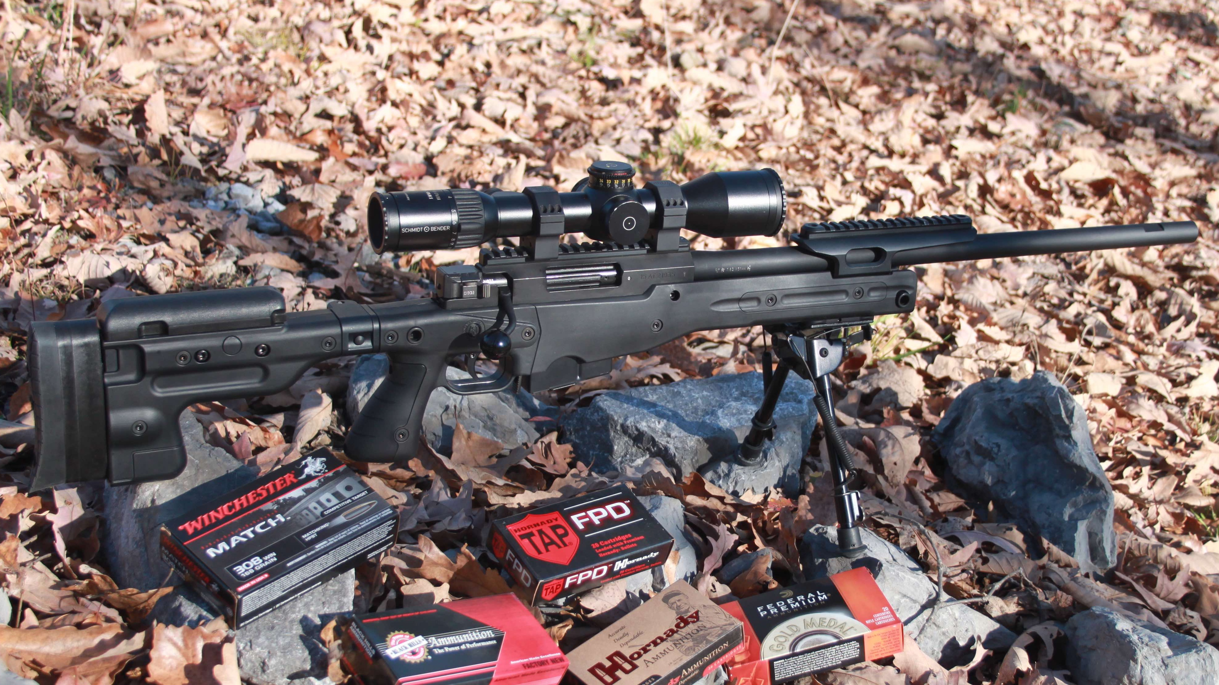Accuracy Worth the Wait: Accuracy International at  308