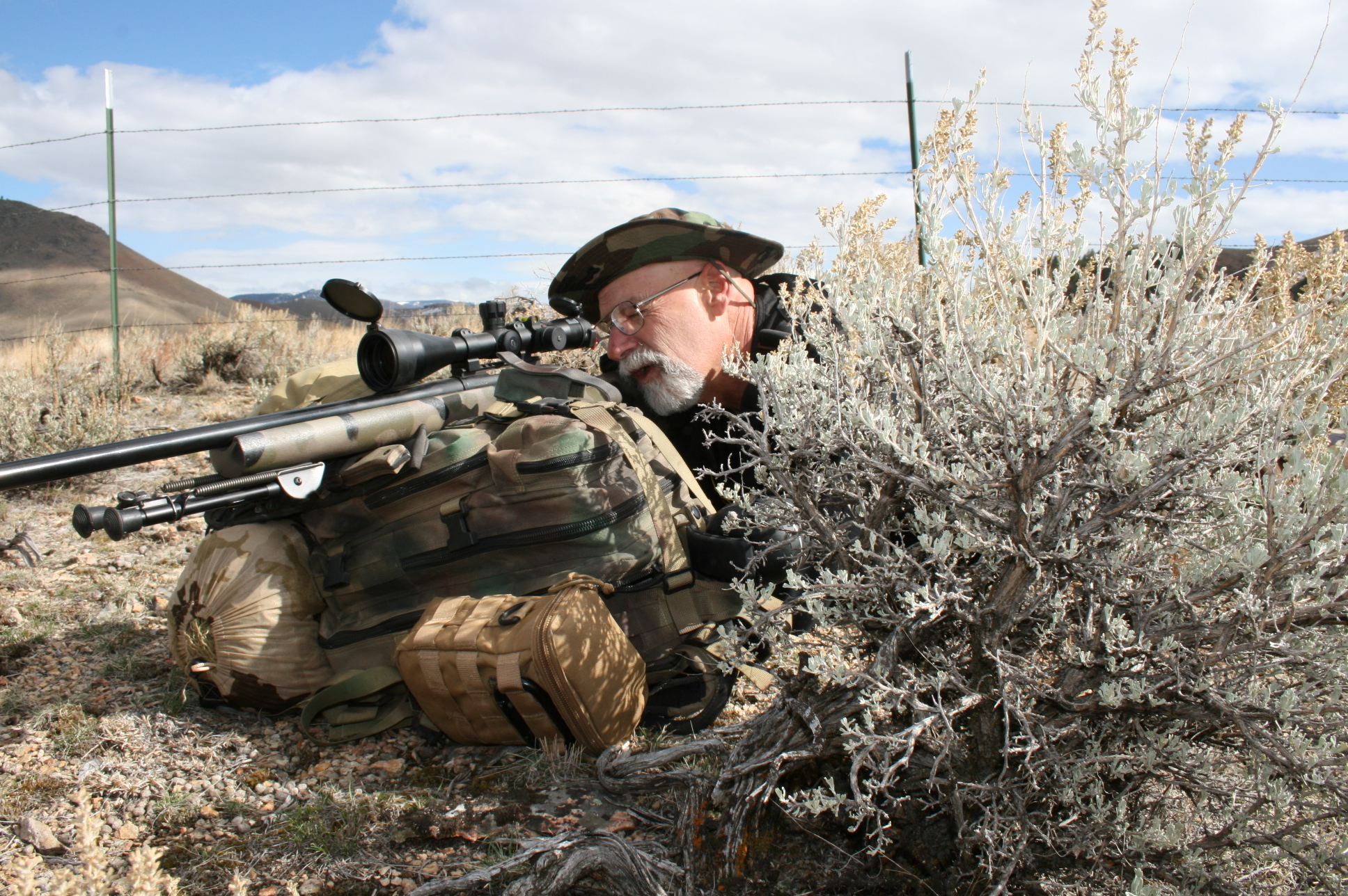 Rural Law Enforcement Snipers Same Mission Different Environment