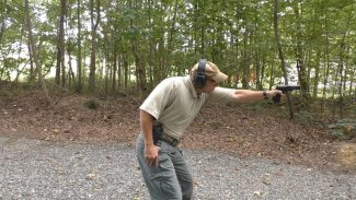 One-Handed Survival Shooting Techniques