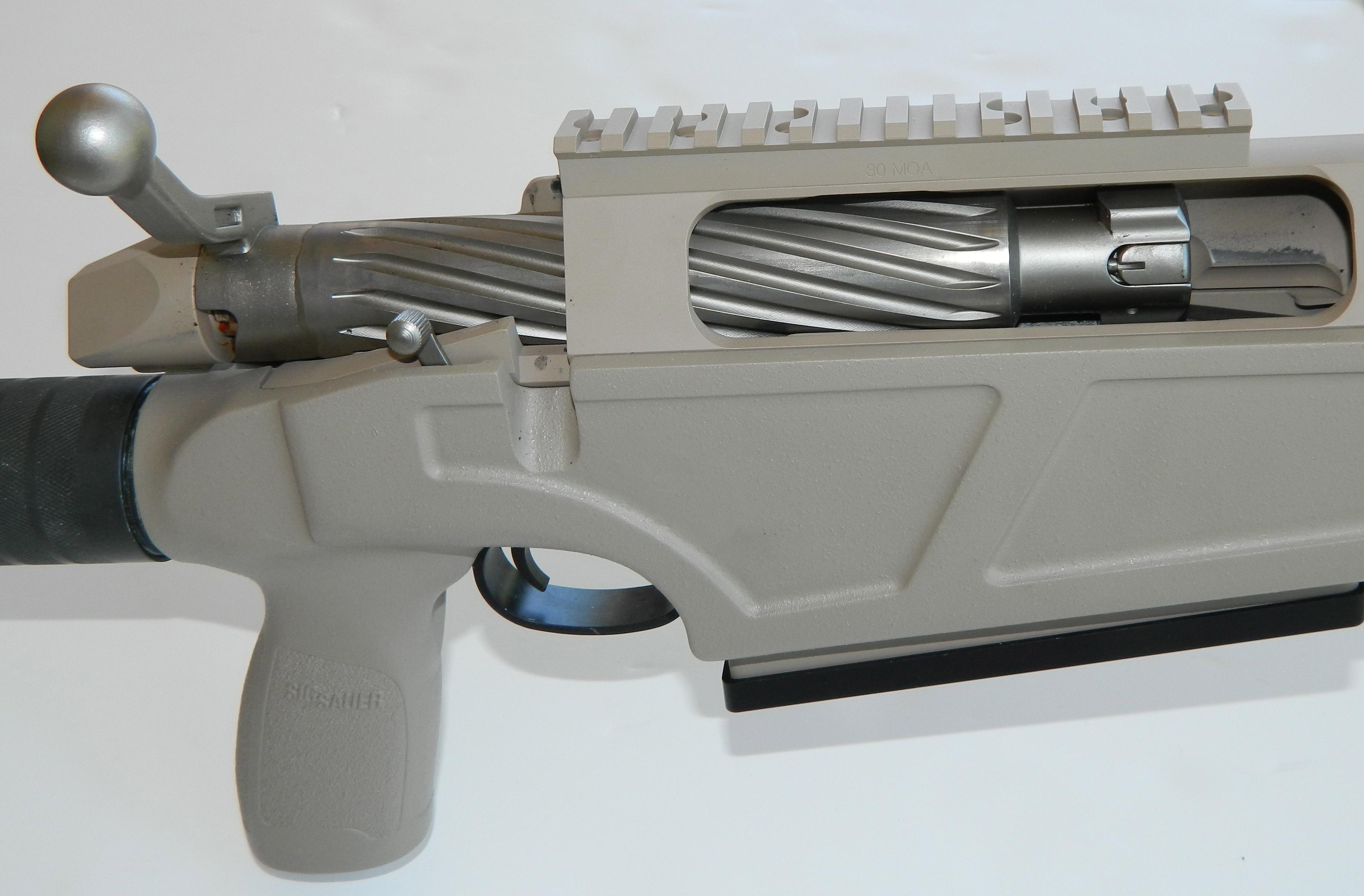 Running the Big Dog: SIG Sauer SIG50 Rifle | S W A T  Magazine