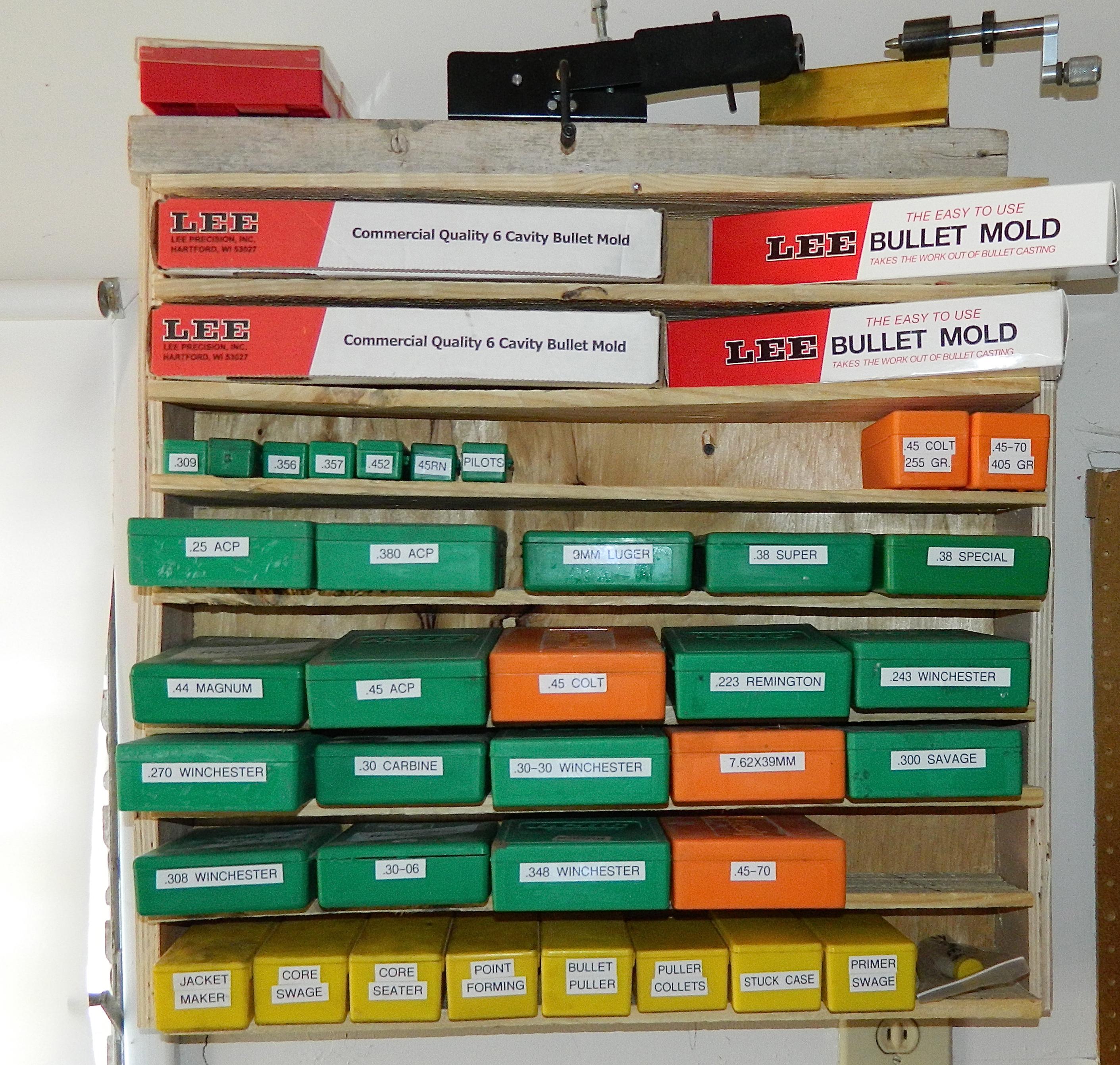 The Loading Bench: Ammo Handloading Primer | S W A T  Magazine