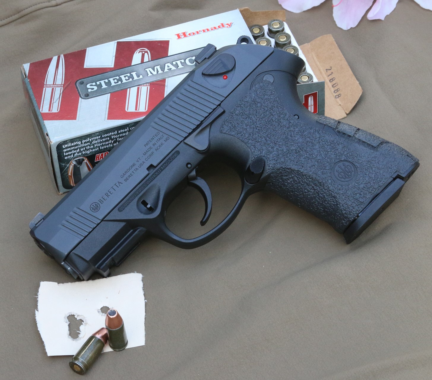 Underrated Carry Wonder: Beretta PX4 Compact Carry