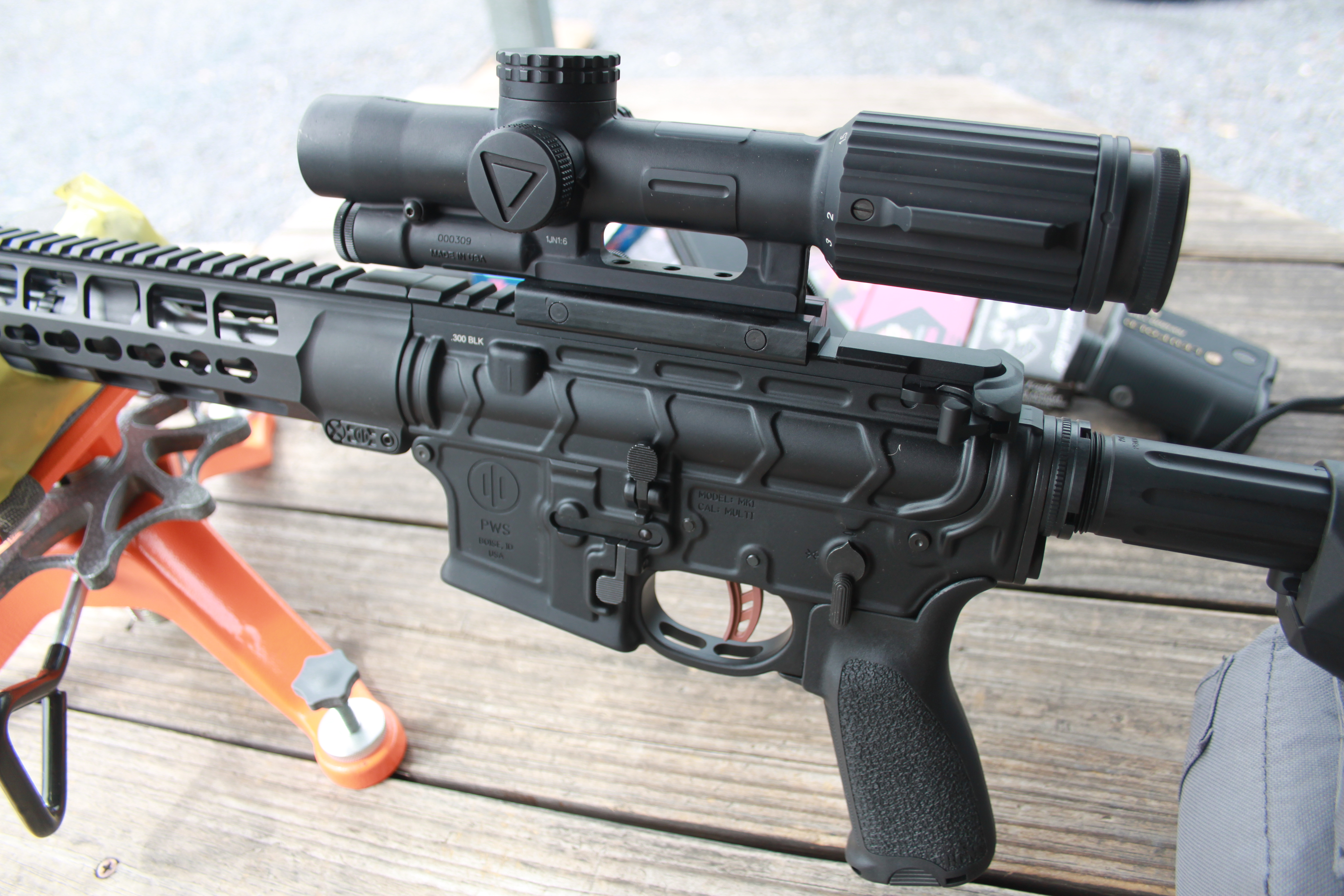 Next Evolution of the Piston AR: Primary Weapons Systems