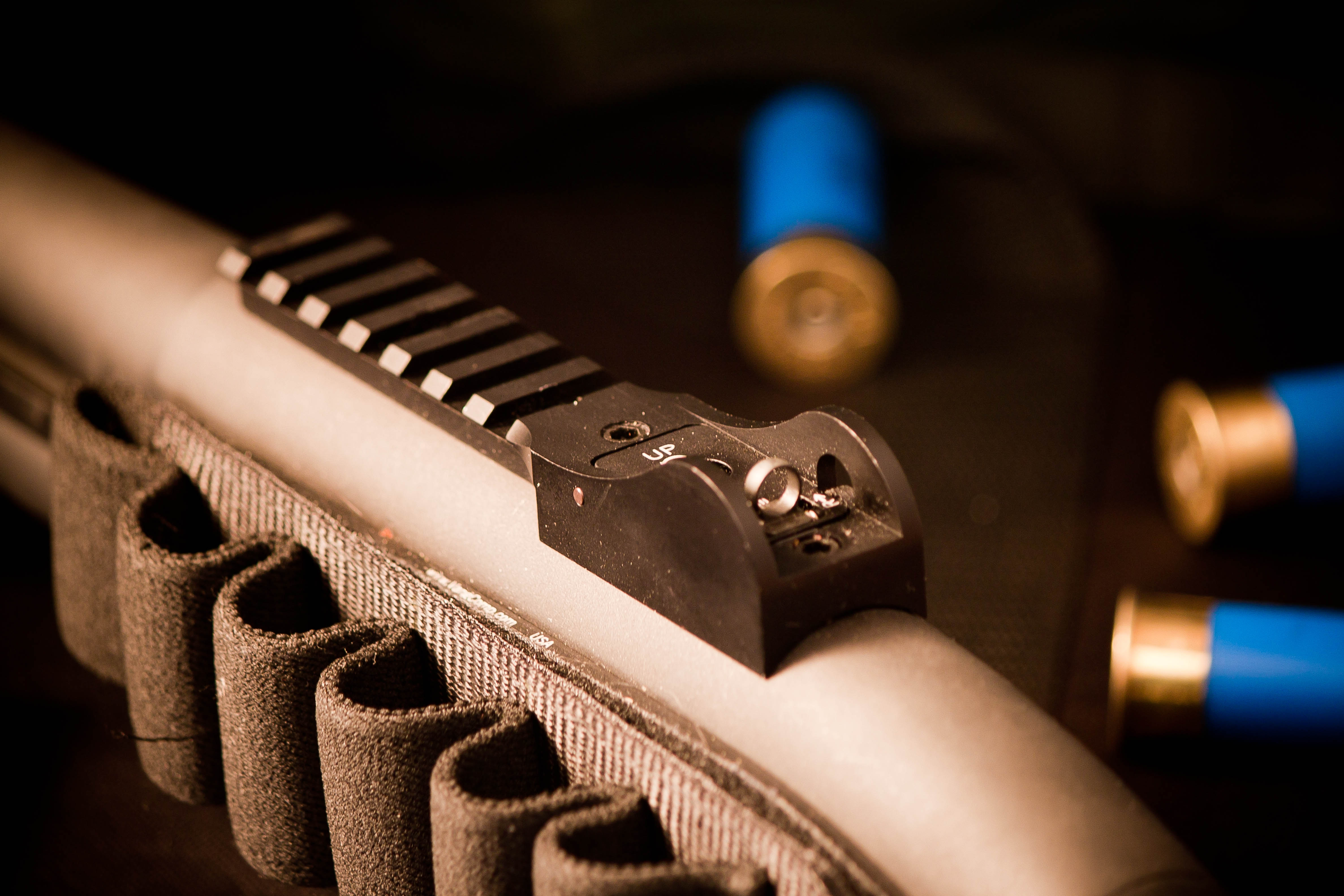 Ready to Rumble: Vang Comp Systems Remington 870 | S W A T