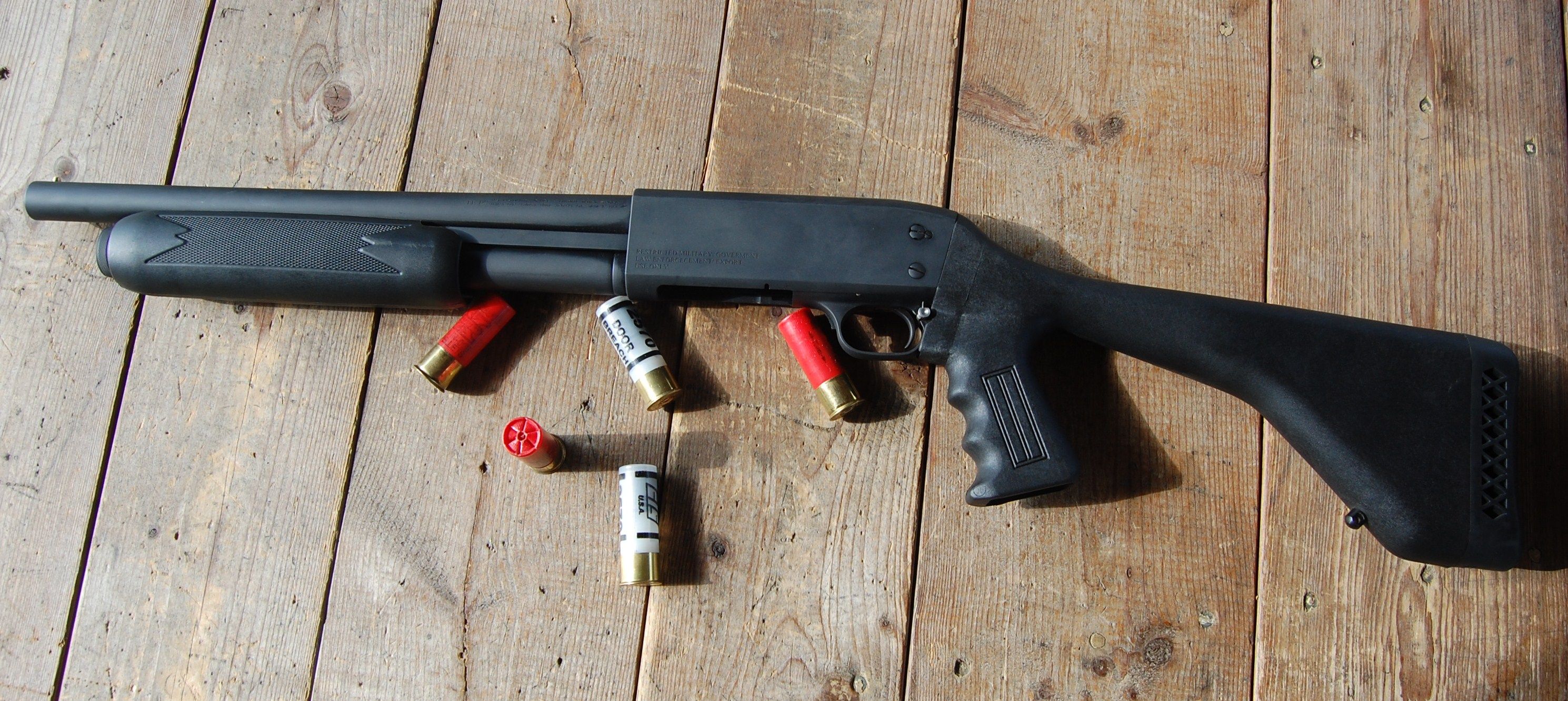 Hunting Shotgun Firearm