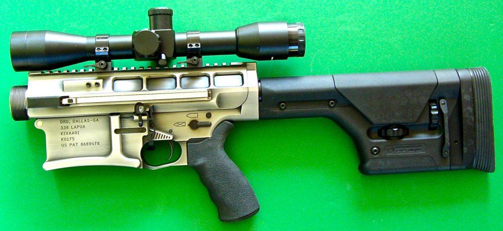 LONG GUNS DRD: Tactical Kivaari Takedown Rifle | S W A T