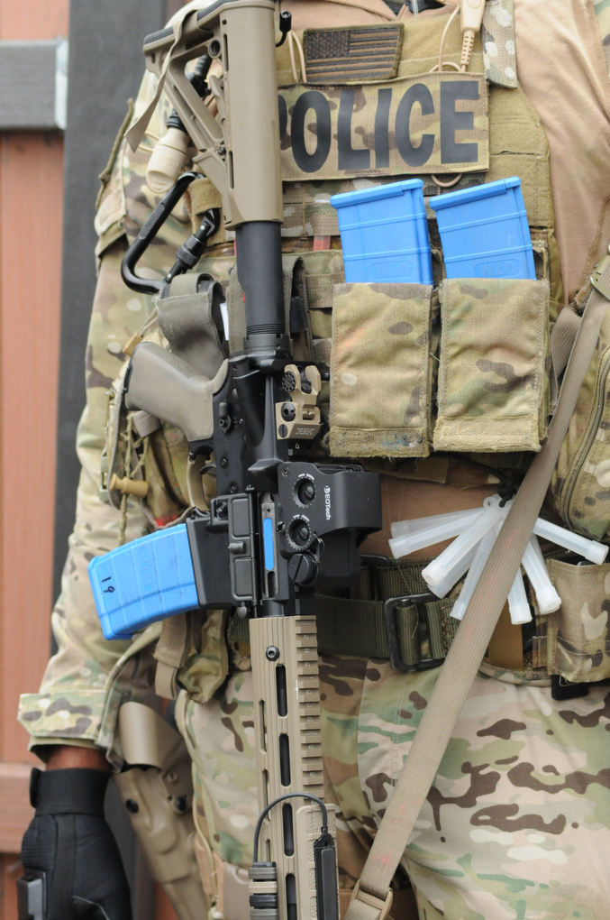 REALISTIC FORCE-ON-FORCE: Ultimate Training Munitions Ammo