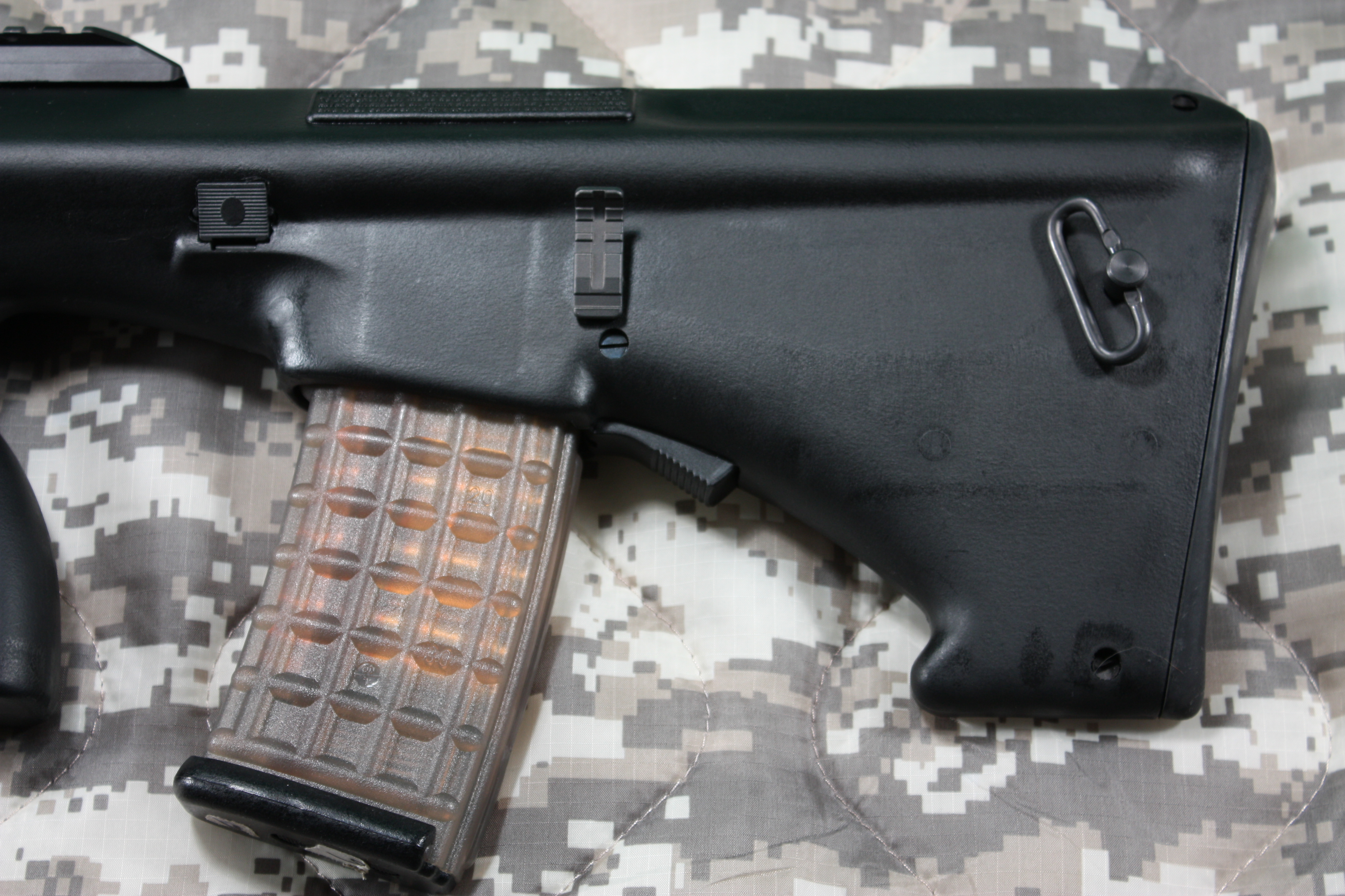 The Real Thing: Steyr AUG Now Made in America | S W A T  Magazine