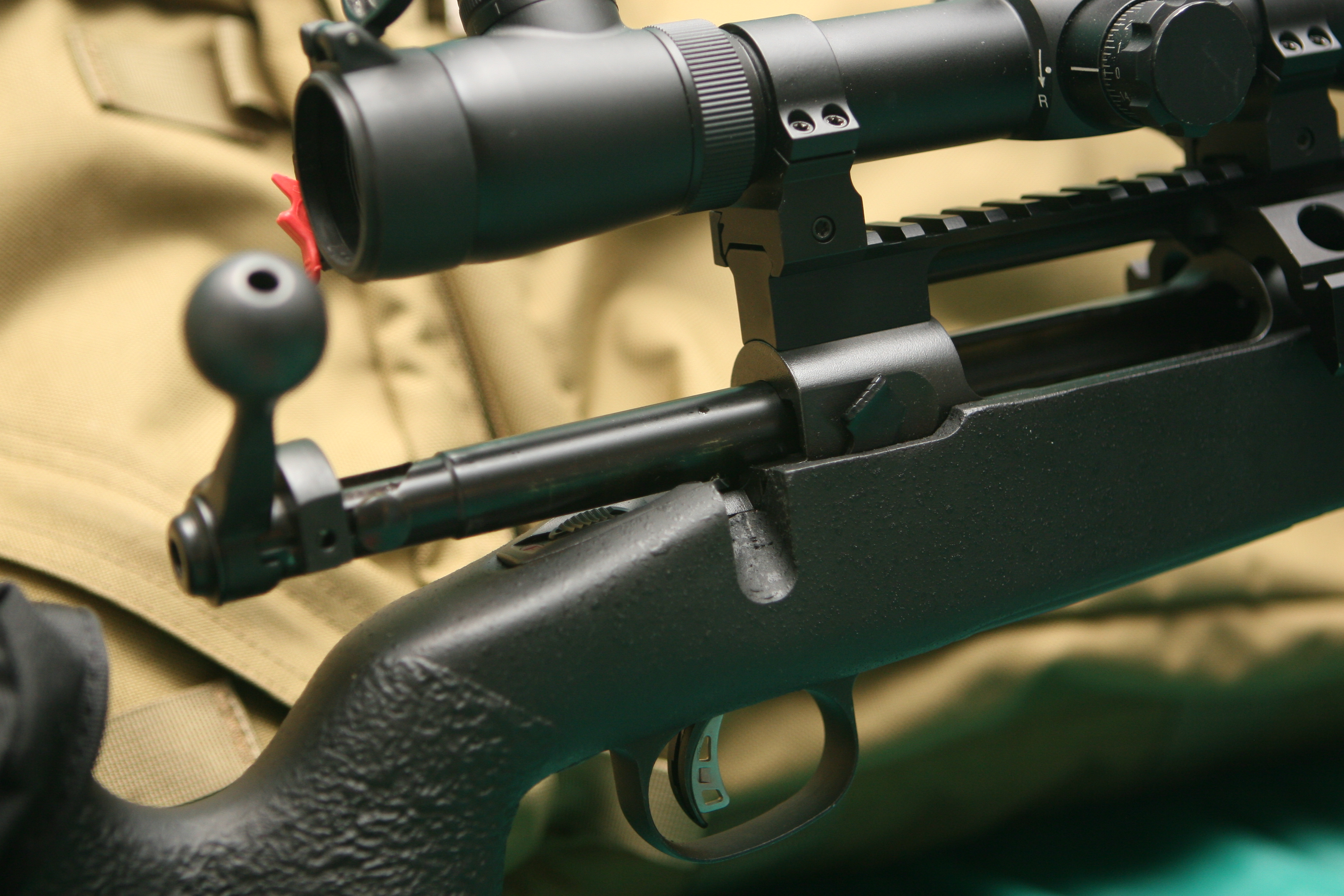 Not a Compromise Candidate: Savage Model 10FCP | S W A T  Magazine