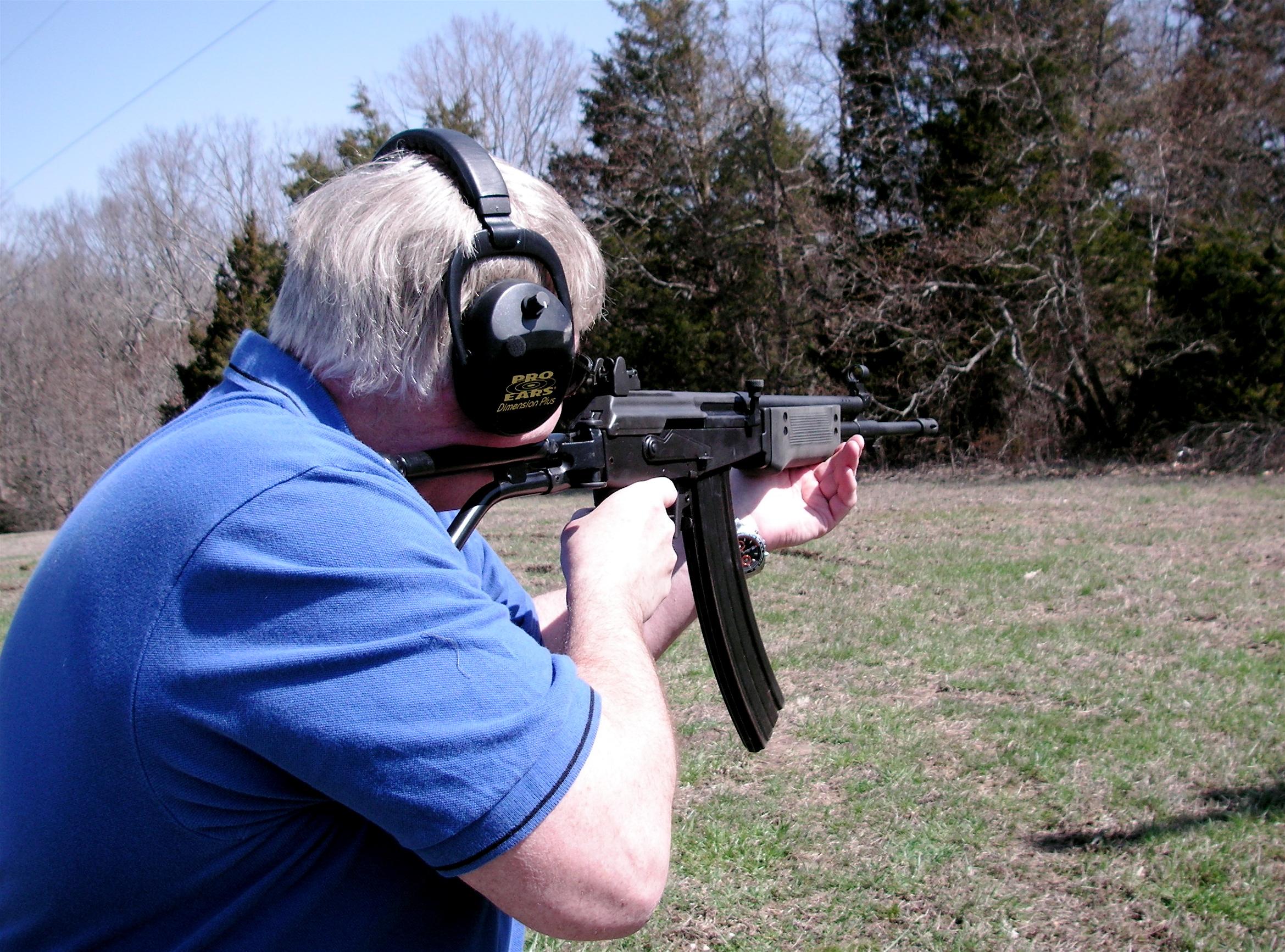 Long Guns: Century Arms Golani | S W A T  Magazine