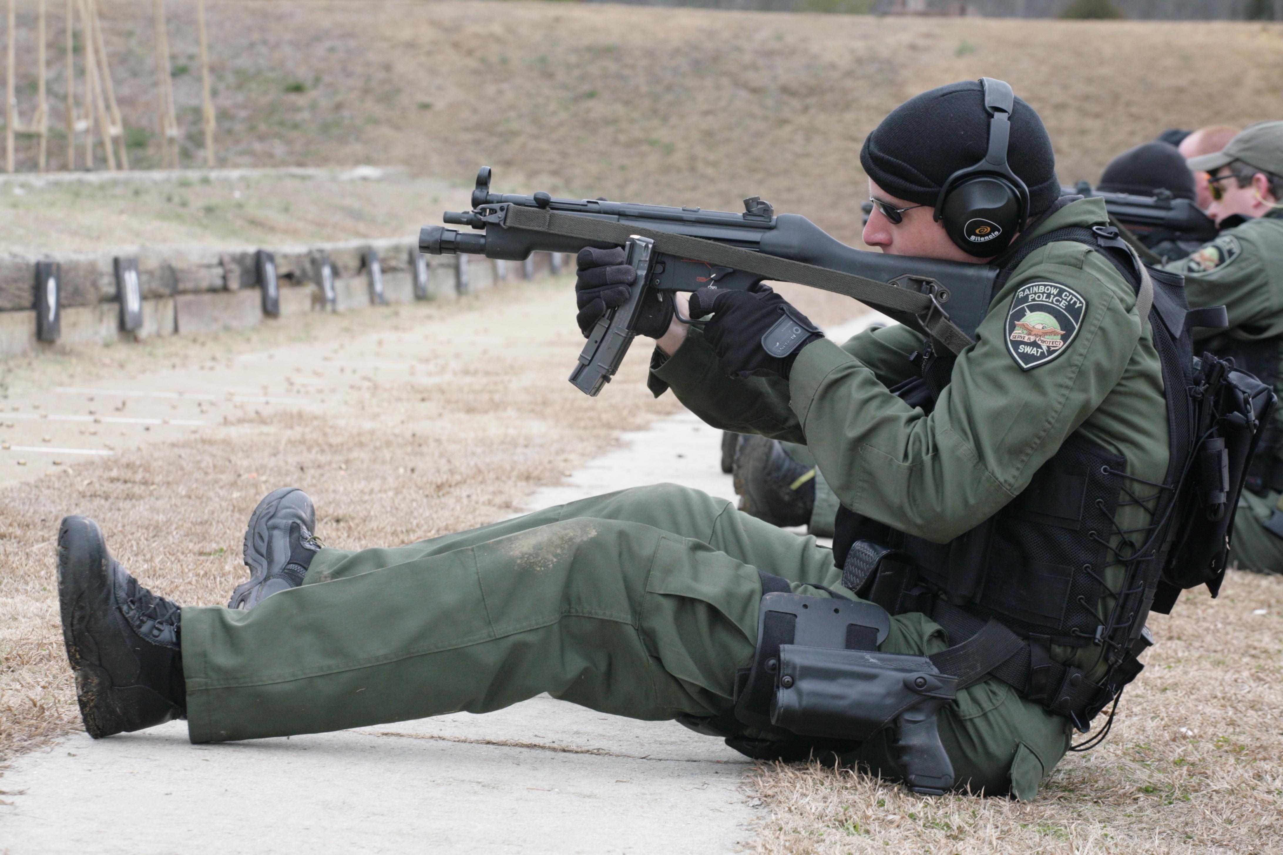 Sub Gun Certification Made Easy Swat Magazine