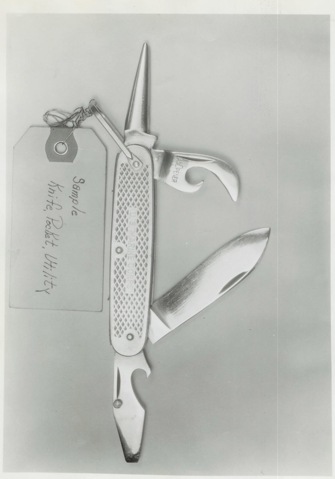 "The Cutting Edge: MIL-K ""Demo"" Knife | S W A T  Magazine"