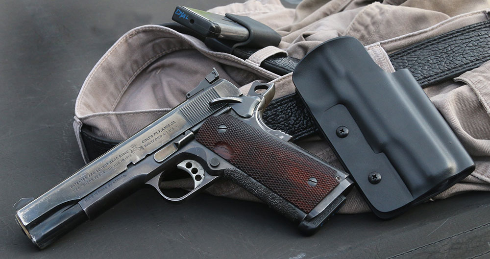 Ready Tactical OWB is comfortable, concealable, and provides an exceptionally smooth and fast draw. The fit to the pistol is among the very best in the business, relying on detailed fit more than screw tension or trigger-guard retention to secure the handgun.