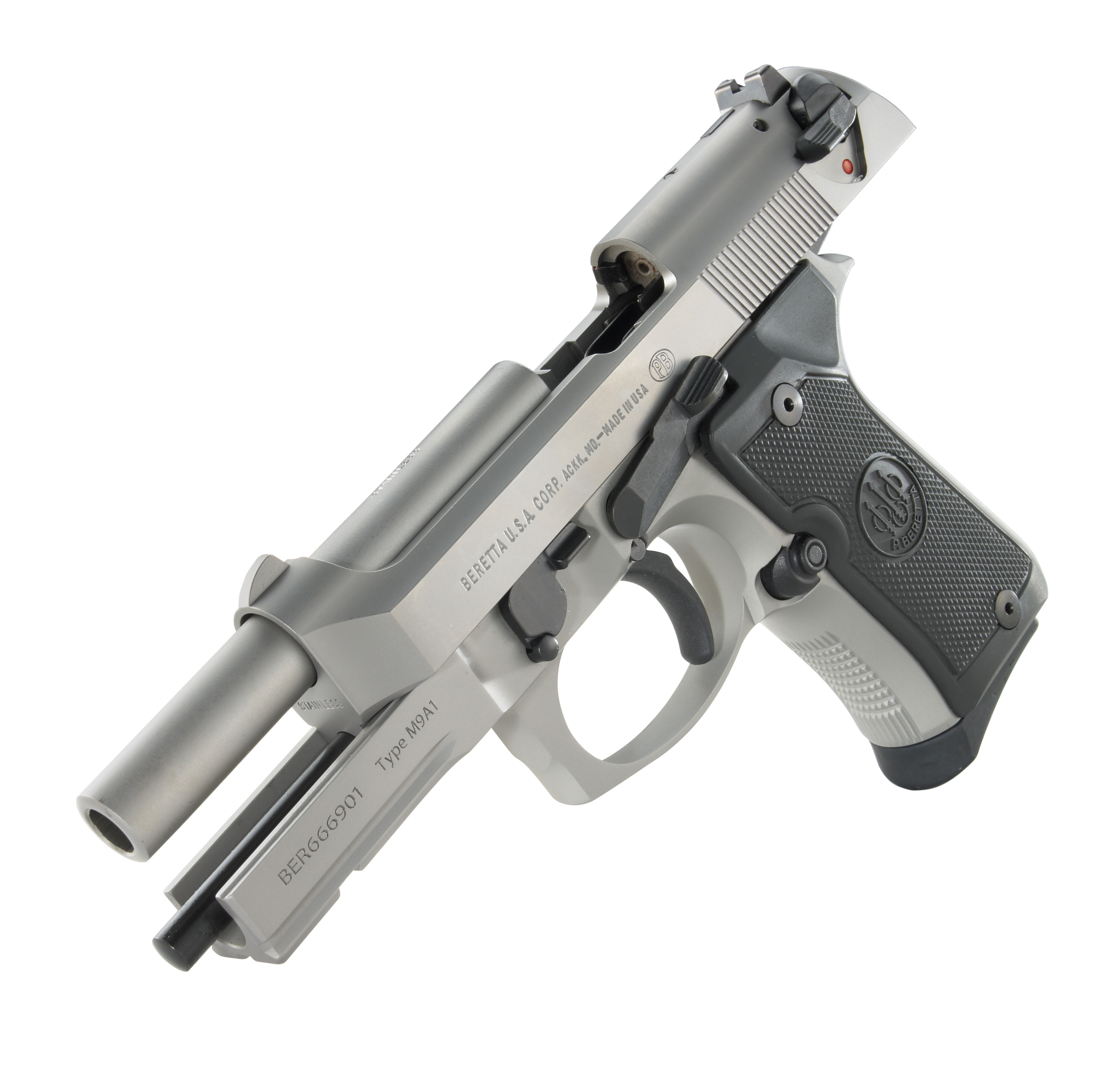 Full-Featured Compact: Beretta M92FS Compact | S W A T  Magazine