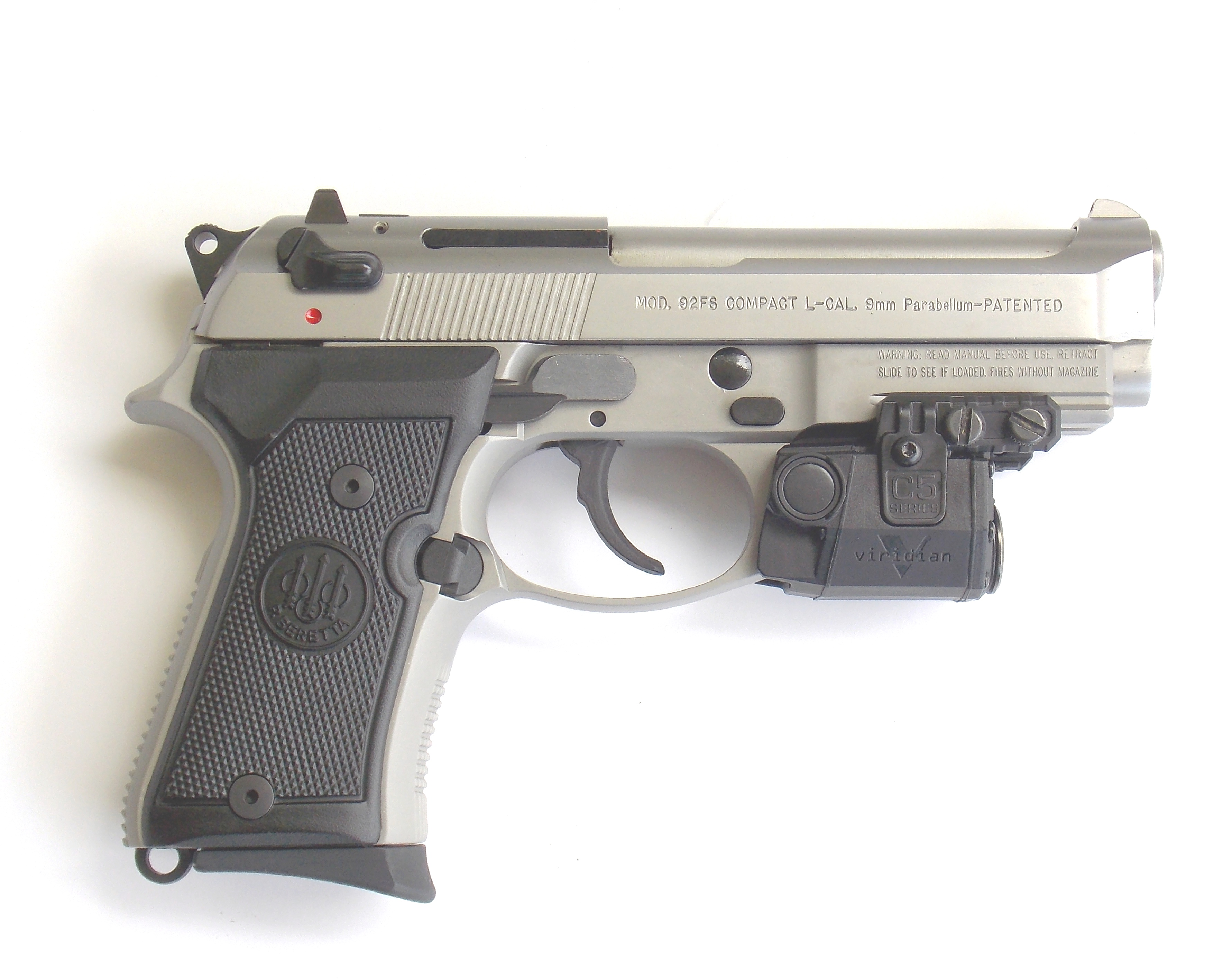 Full-Featured Compact: Beretta M92FS Compact | S W A T  Magazine