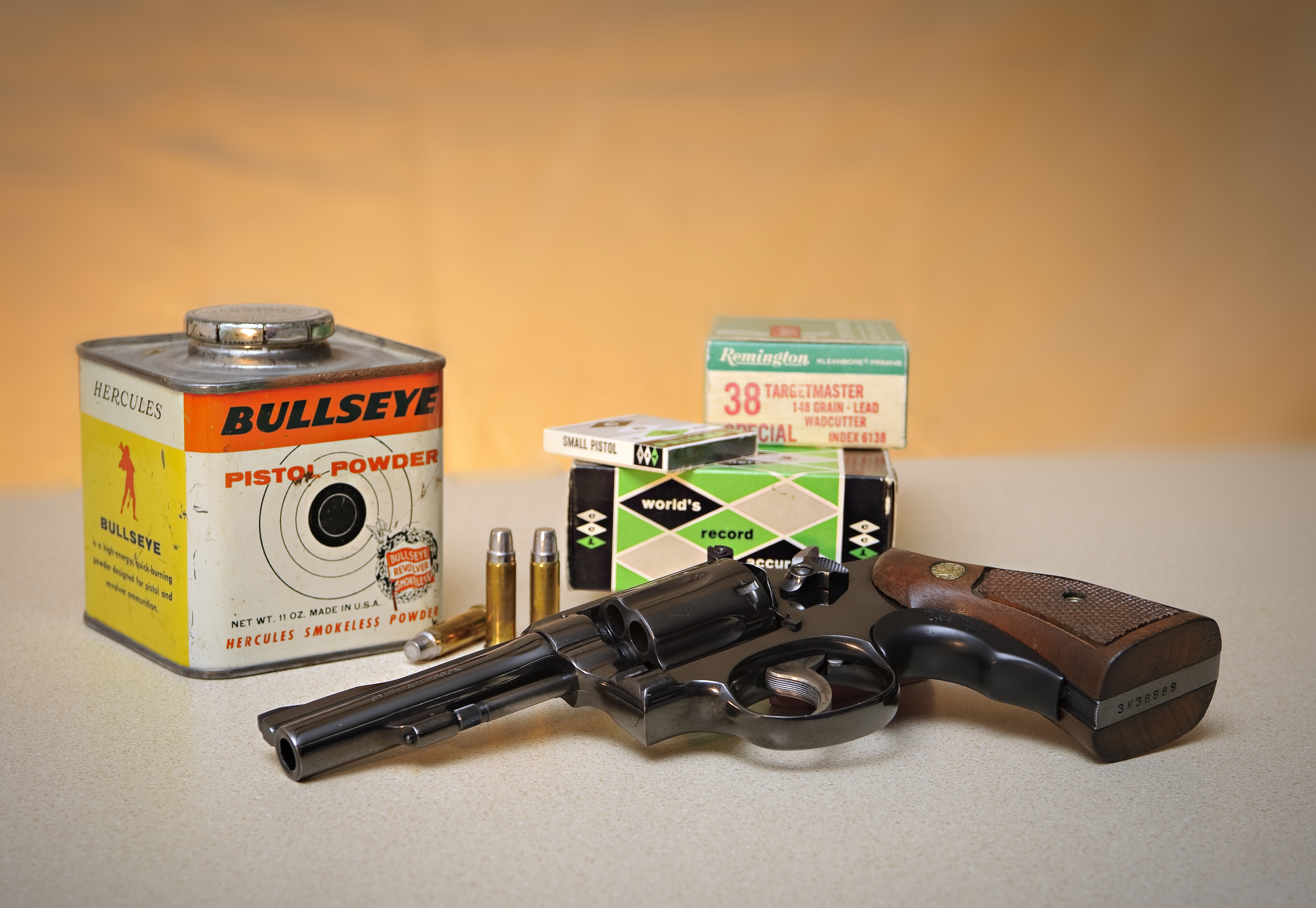 Homebrewed Loads for the  38 Special: Custom Tailor Your