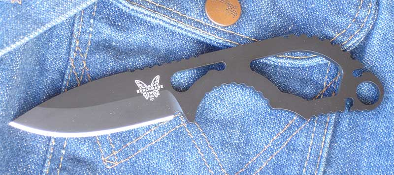 THE CUTTING EDGE: Benchmade 101BK Follow-Up | S W A T  Magazine