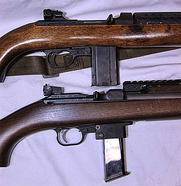 Save for magazines, Inland and Chiappa look identical.