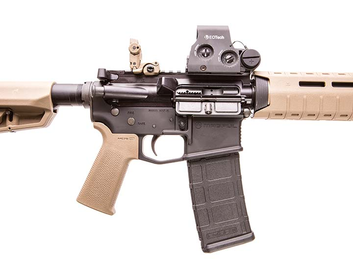 TWO GREAT COMPANIES, ONE GREAT RIFLE: New M&P15 from Smith & Wesson