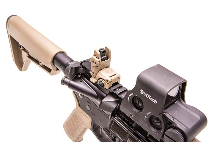 TWO GREAT COMPANIES, ONE GREAT RIFLE: New M&P15 from Smith