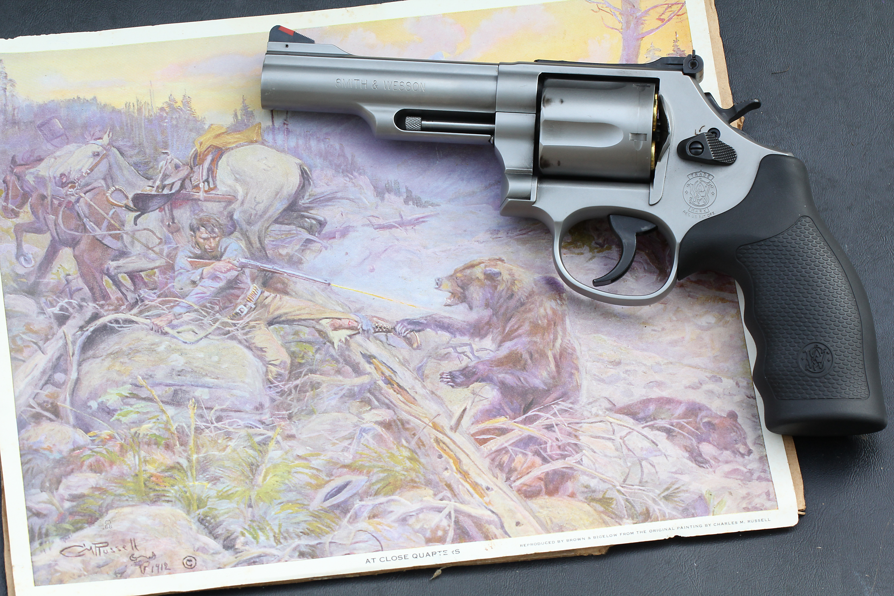 Hitting the Sweet Spot: Smith & Wesson Model 69  44 Magnum