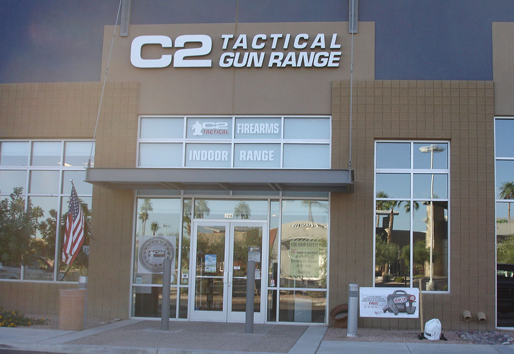 Authorized Gemtech dealer C2 Tactical in Tempe and Scottsdale, Arizona assisted author.